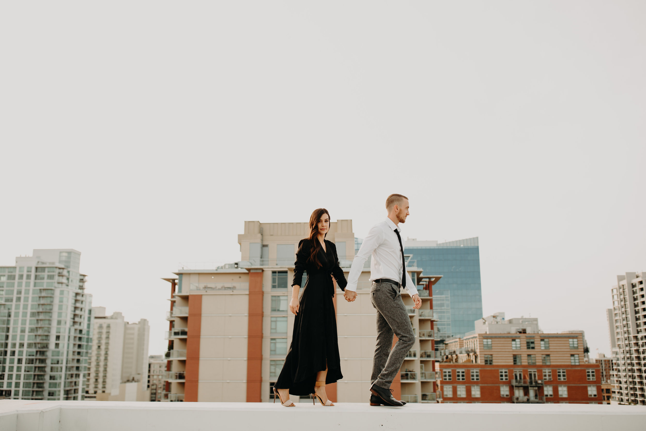 Rooftop San Diego Engagement Session Emilia & Christopher Emily Magers Photography-53.jpg