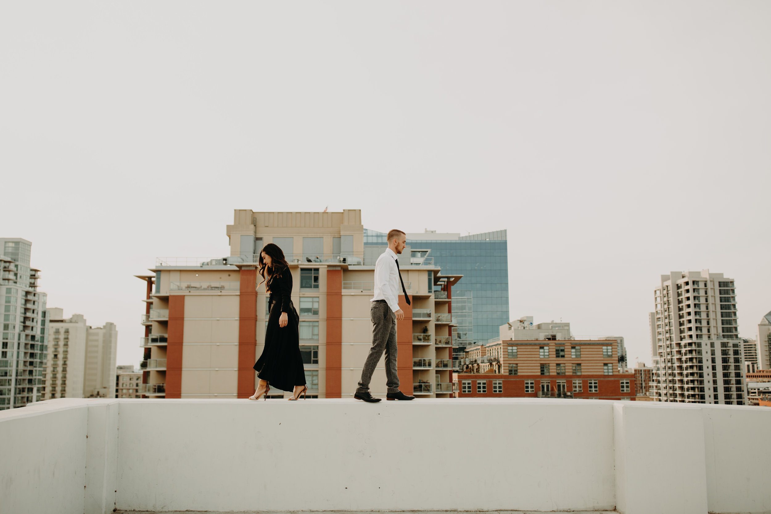 Rooftop San Diego Engagement Session Emilia & Christopher Emily Magers Photography-63.jpg