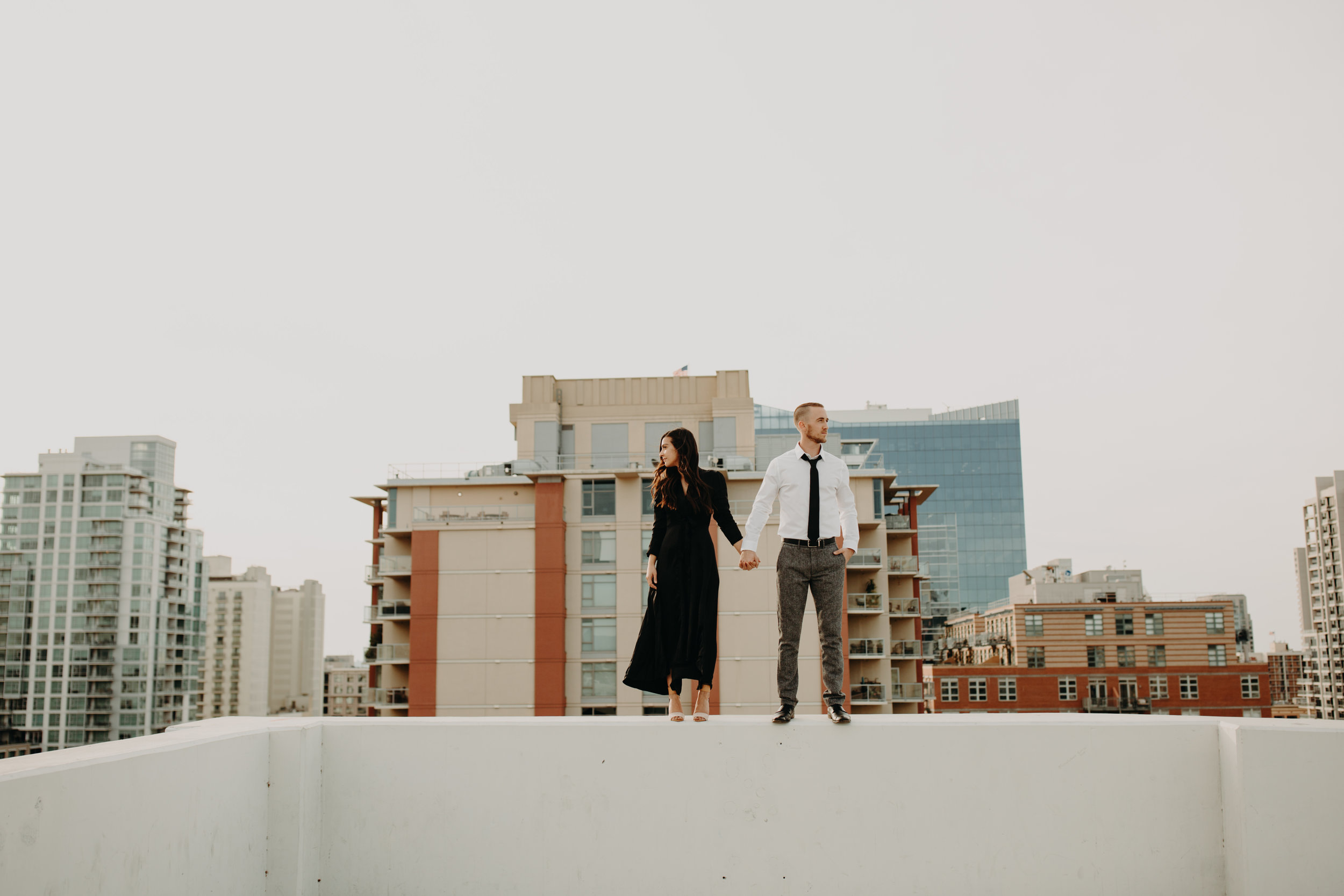 Rooftop San Diego Engagement Session Emilia & Christopher Emily Magers Photography-60.jpg