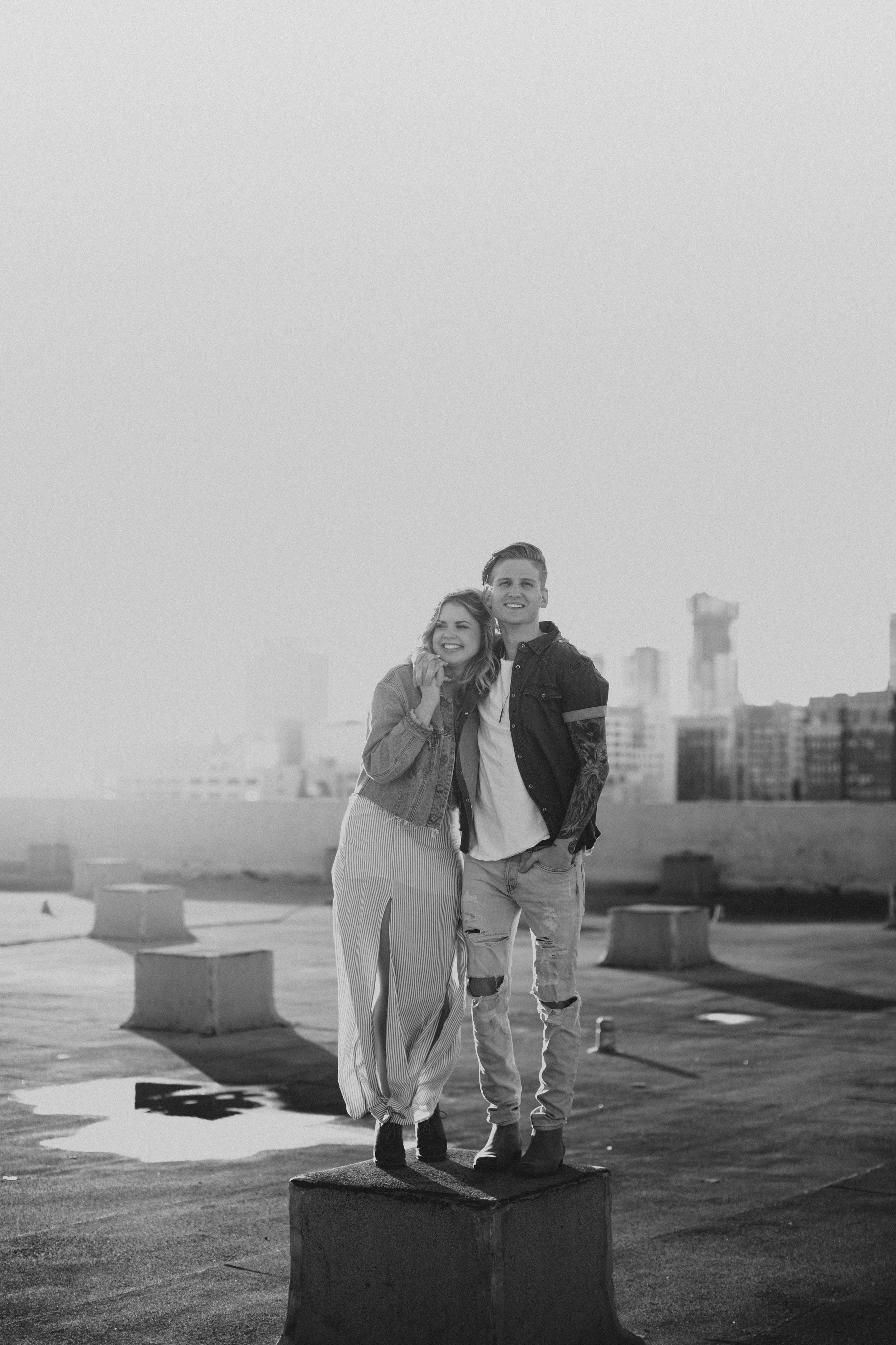 Los Angeles Rooftop Engagement Bayli & Ben  Emily Magers Photography-15.jpg