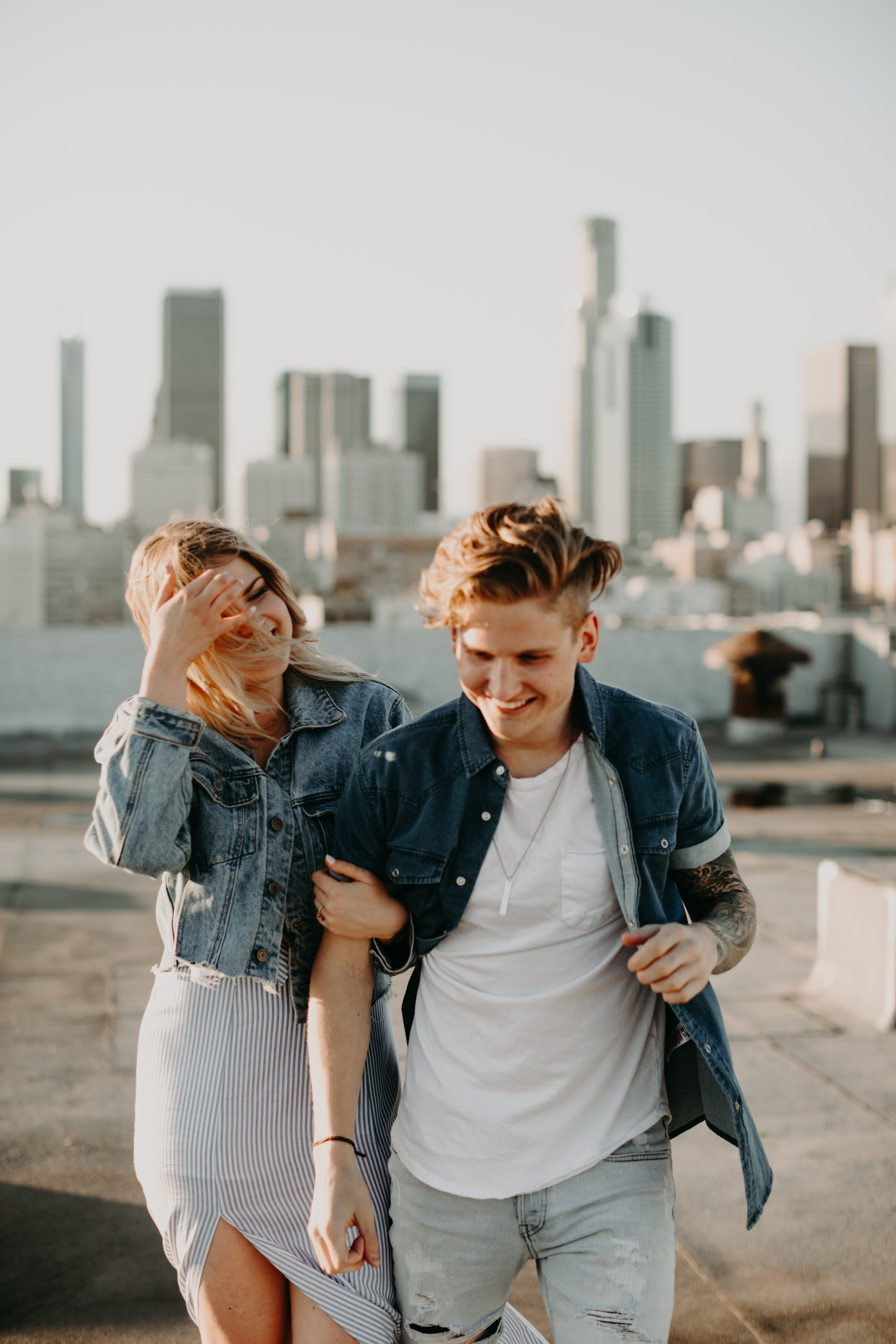 Los Angeles Rooftop Engagement Bayli & Ben  Emily Magers Photography-32.jpg