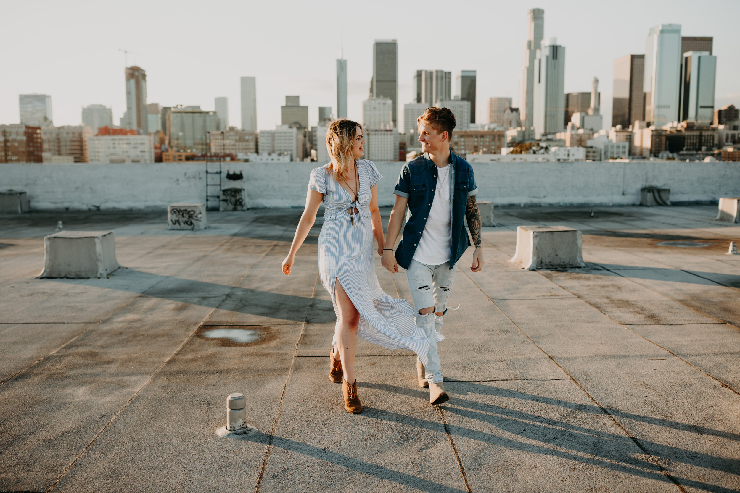 Los Angeles Rooftop Engagement Bayli & Ben  Emily Magers Photography-67.jpg