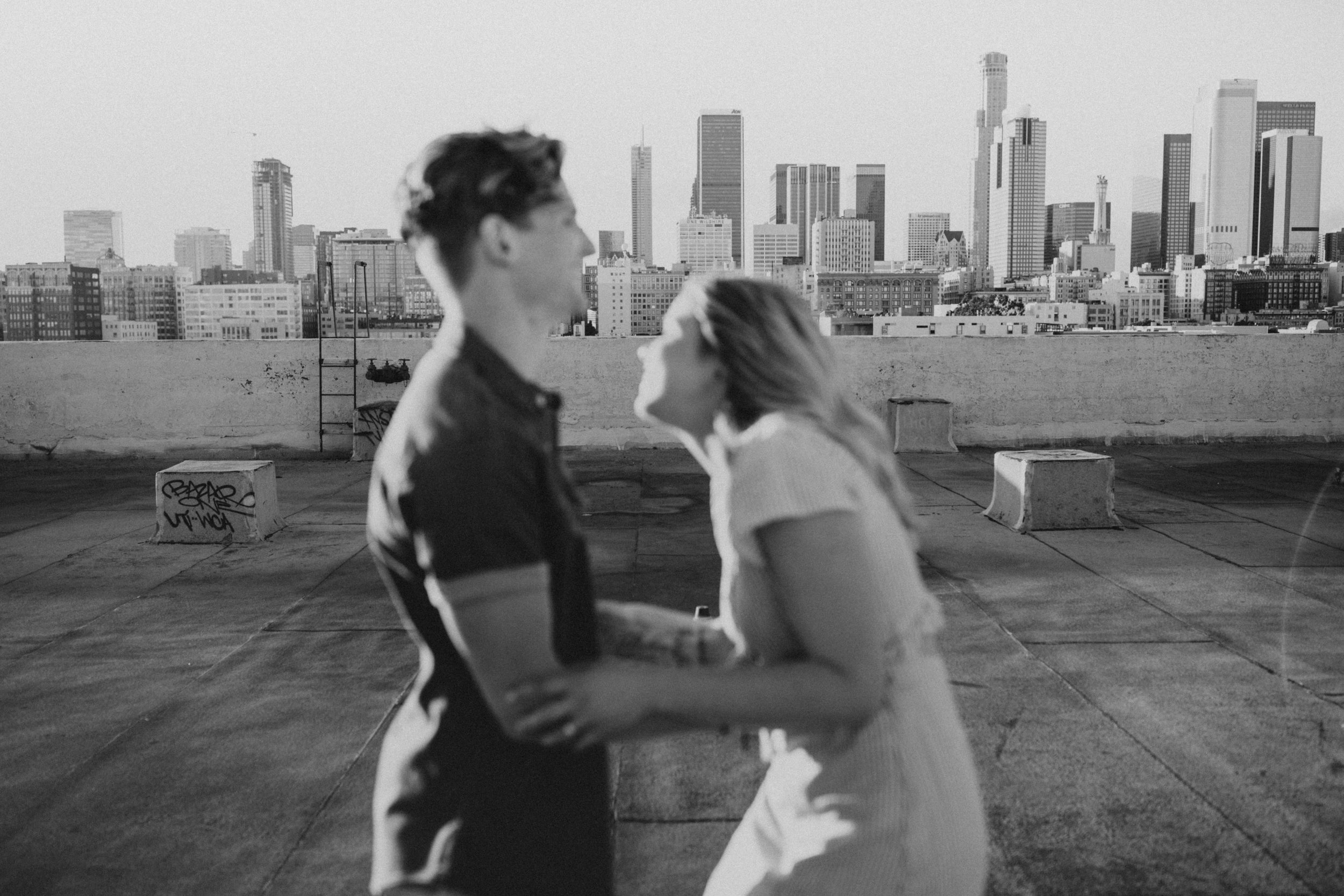 Los Angeles Rooftop Engagement Bayli & Ben  Emily Magers Photography-85.jpg