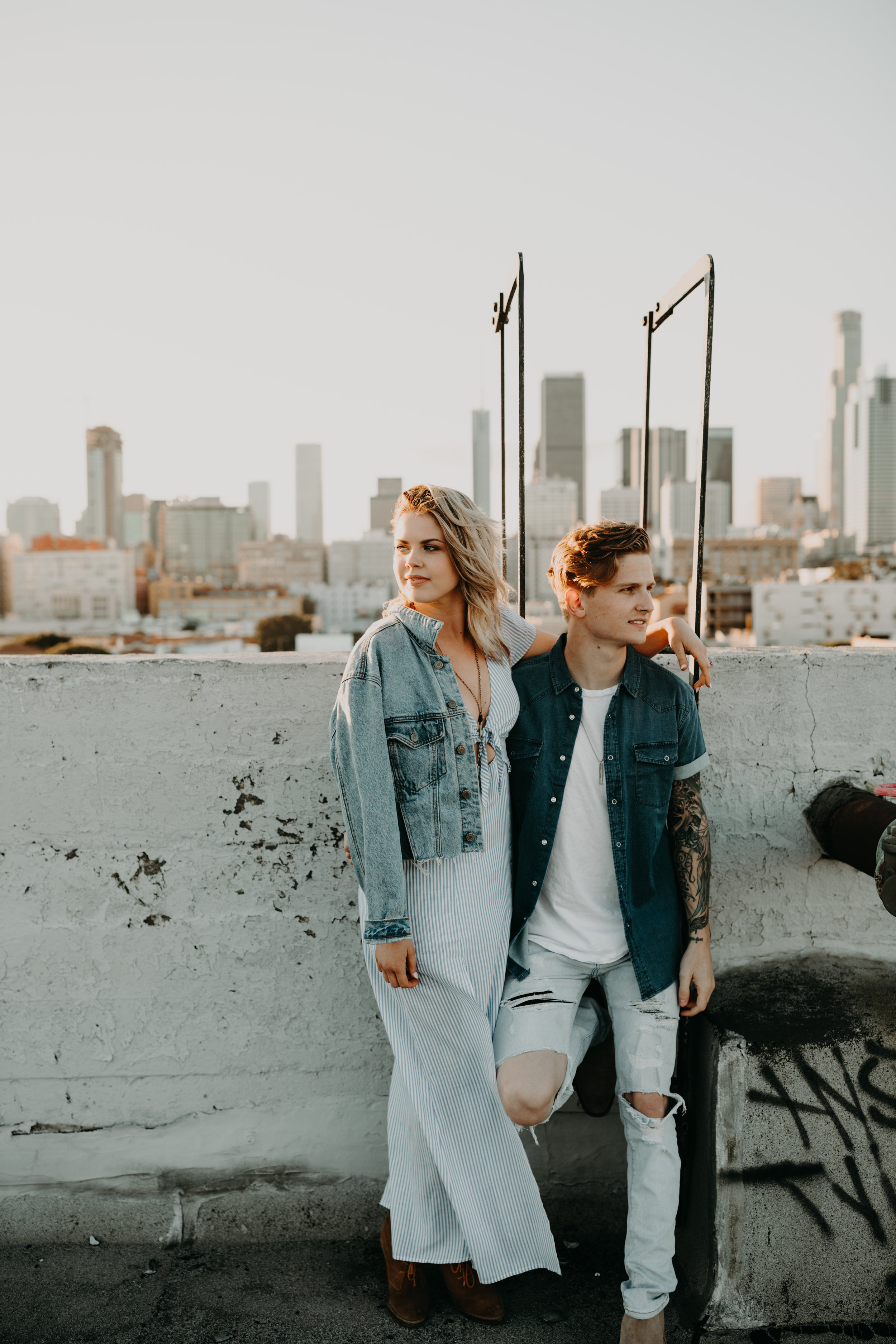 Los Angeles Rooftop Engagement Bayli & Ben  Emily Magers Photography-90.jpg