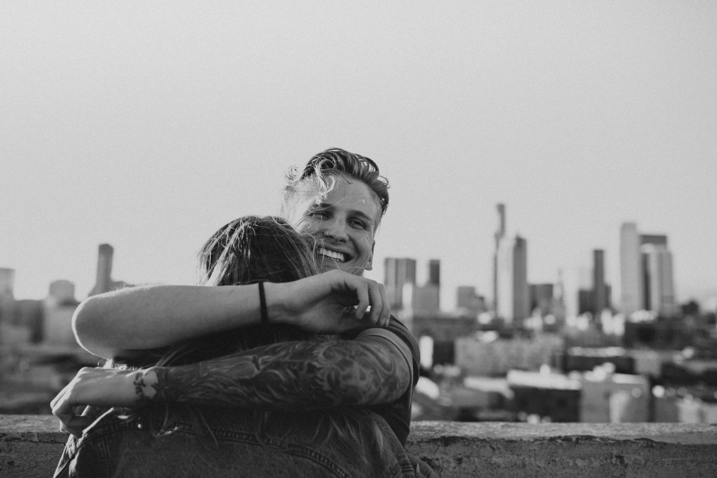 Los Angeles Rooftop Engagement Bayli & Ben  Emily Magers Photography-107.jpg