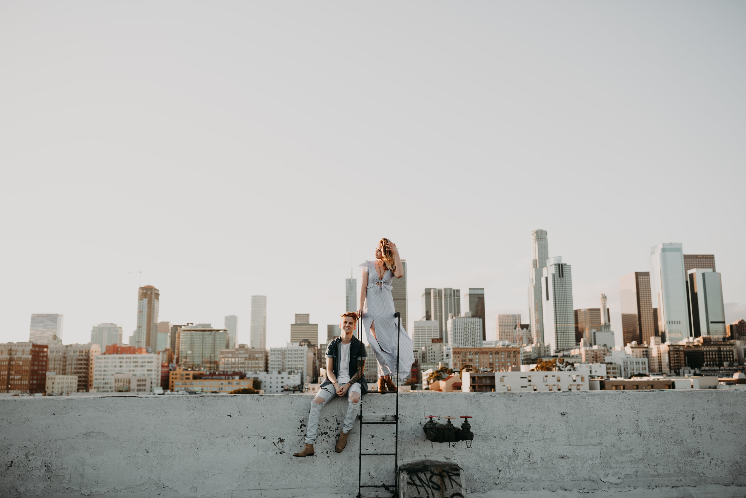 Los Angeles Rooftop Engagement Bayli & Ben  Emily Magers Photography-120.jpg
