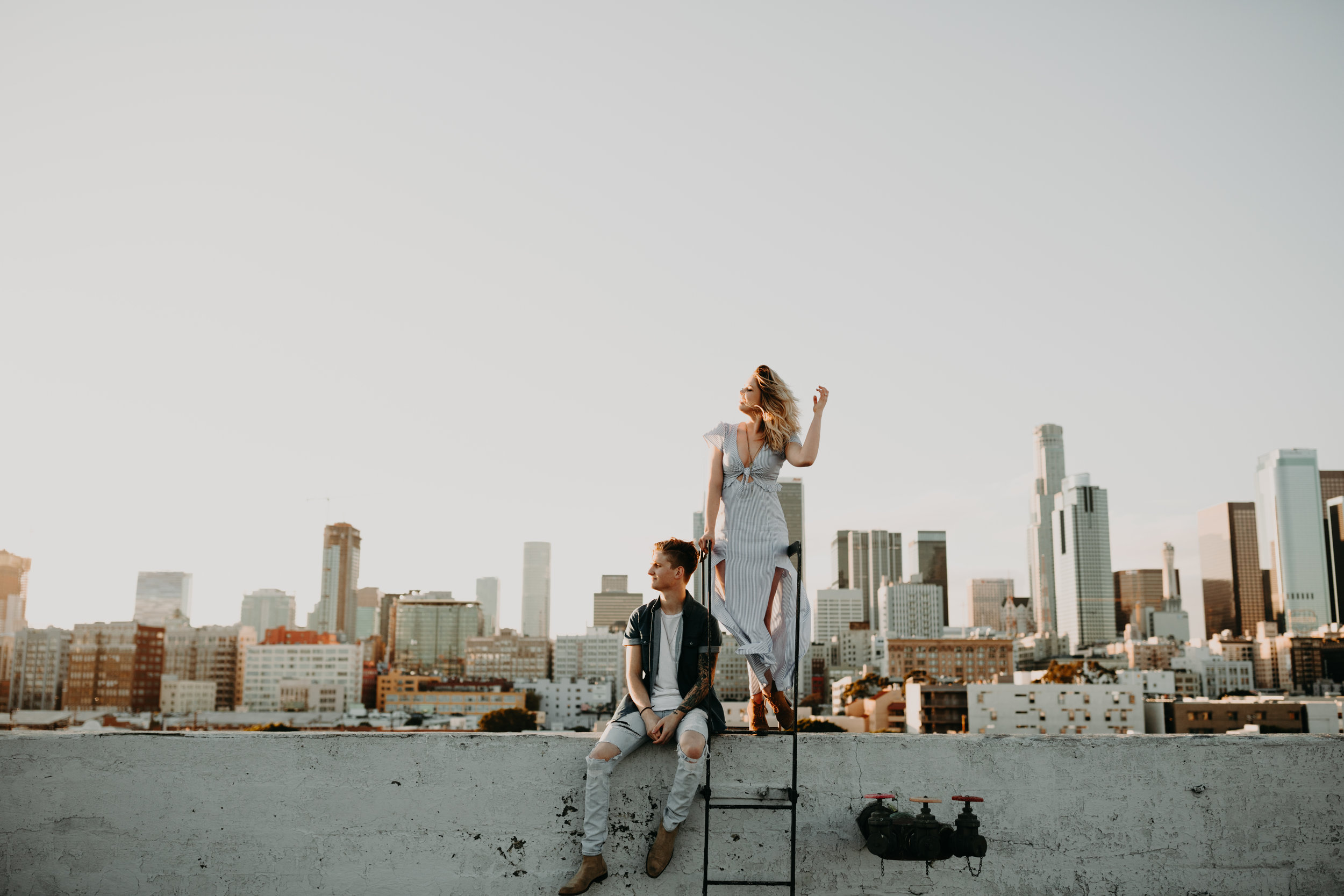 Los Angeles Rooftop Engagement Bayli & Ben  Emily Magers Photography-124.jpg