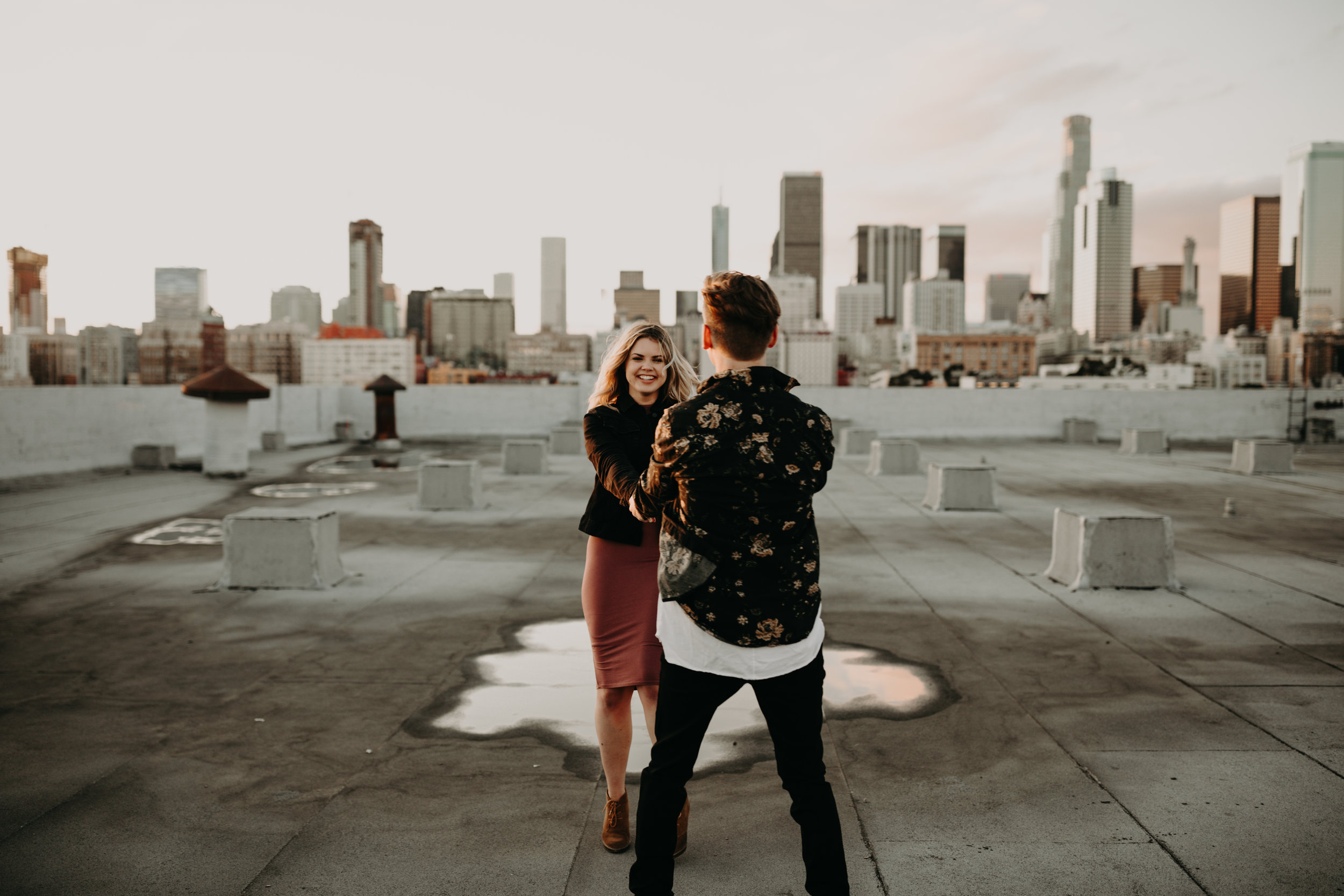 Los Angeles Rooftop Engagement Bayli & Ben  Emily Magers Photography-194.jpg