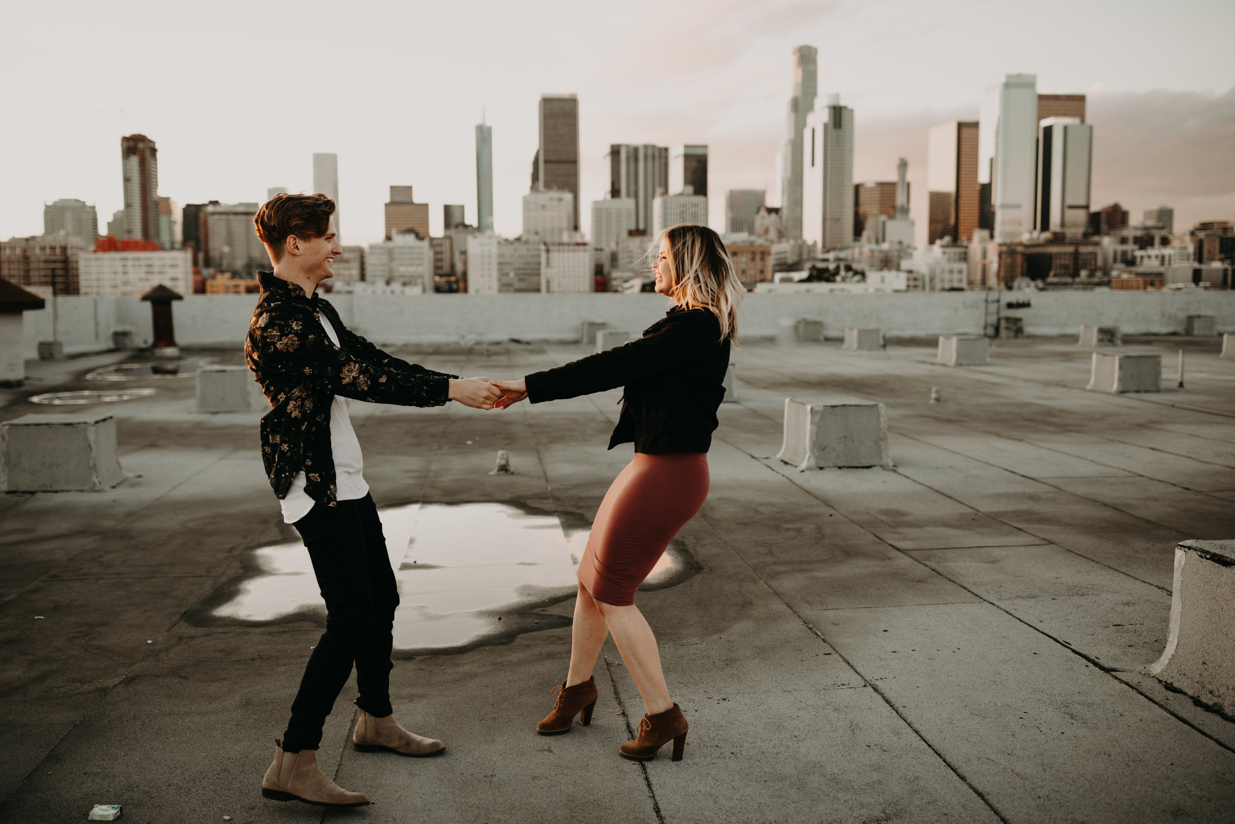 Los Angeles Rooftop Engagement Bayli & Ben  Emily Magers Photography-195.jpg