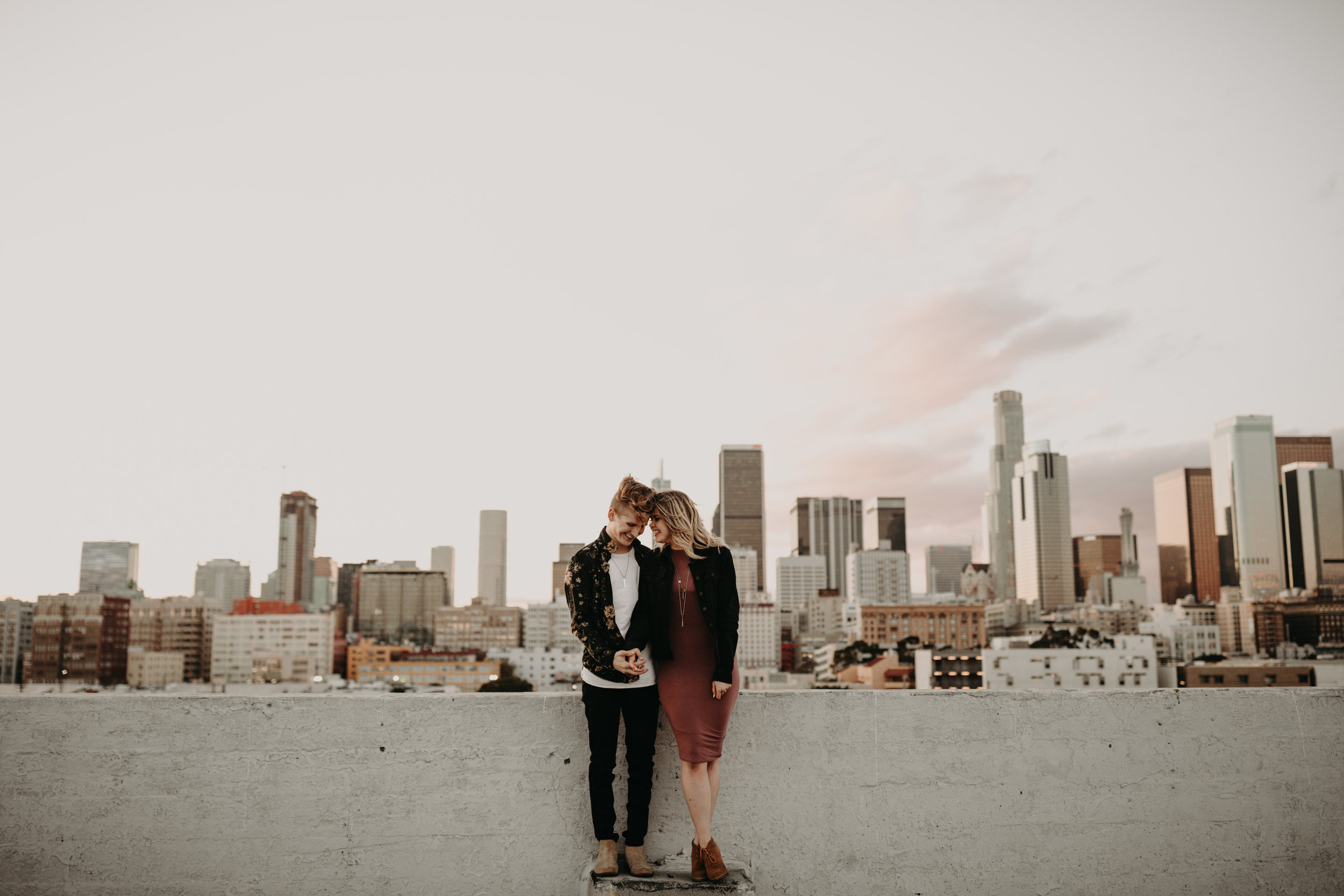 Los Angeles Rooftop Engagement Bayli & Ben  Emily Magers Photography-201.jpg