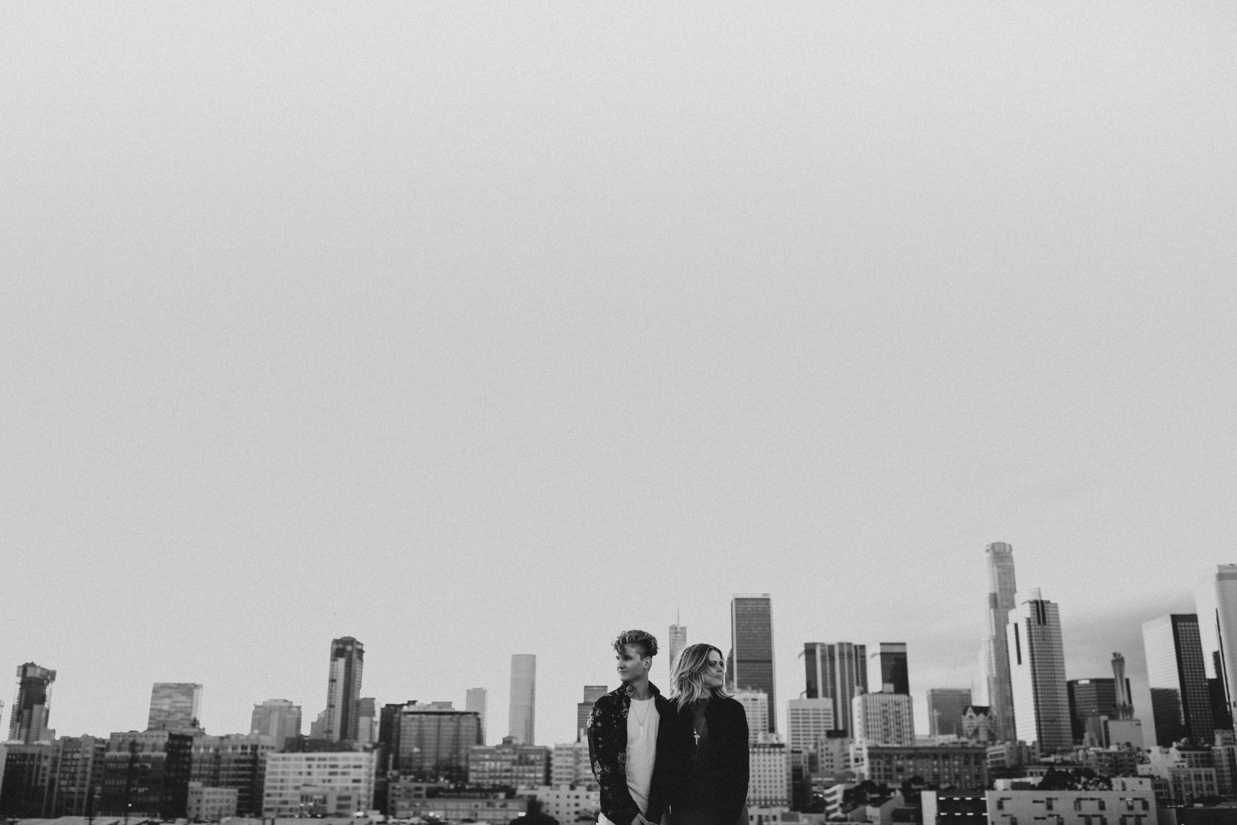Los Angeles Rooftop Engagement Bayli & Ben  Emily Magers Photography-204.jpg