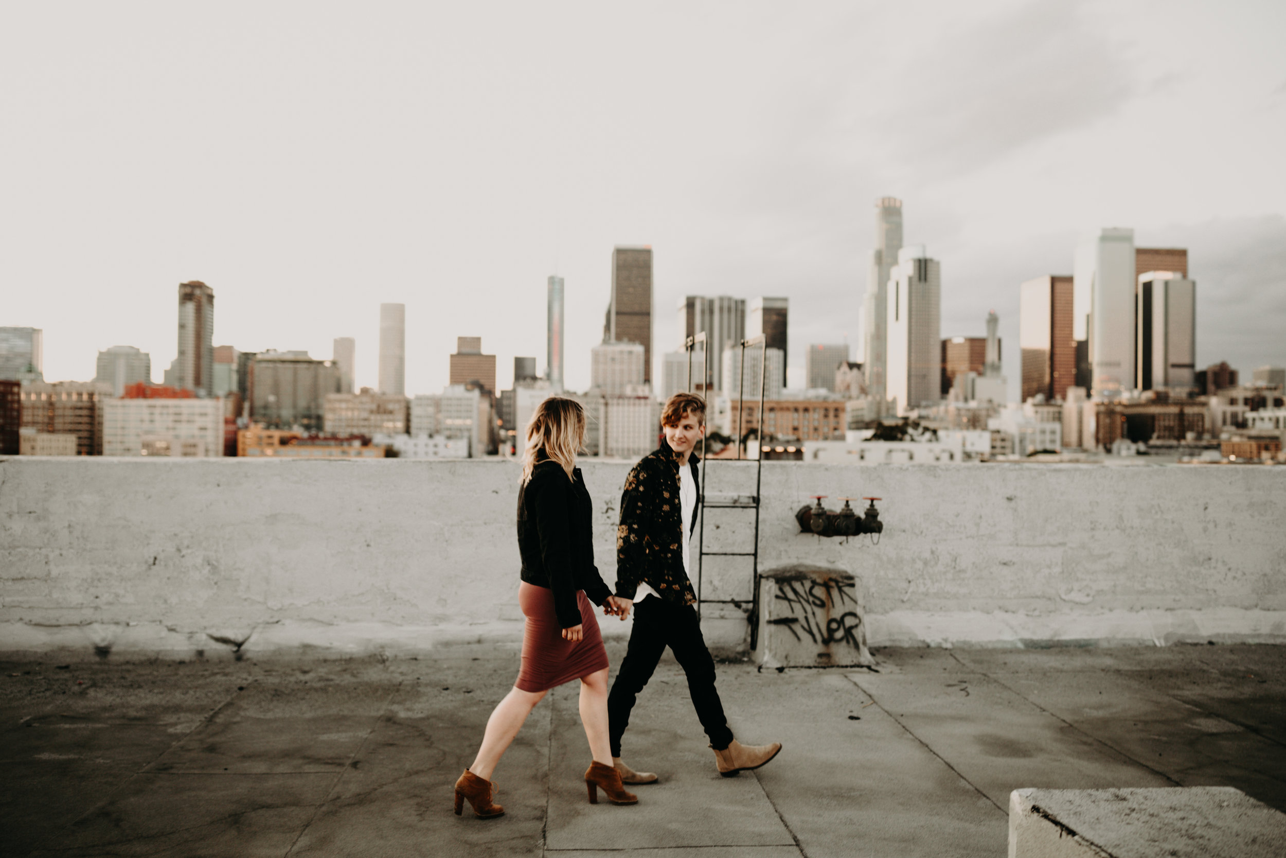 Los Angeles Rooftop Engagement Bayli & Ben  Emily Magers Photography-212.jpg