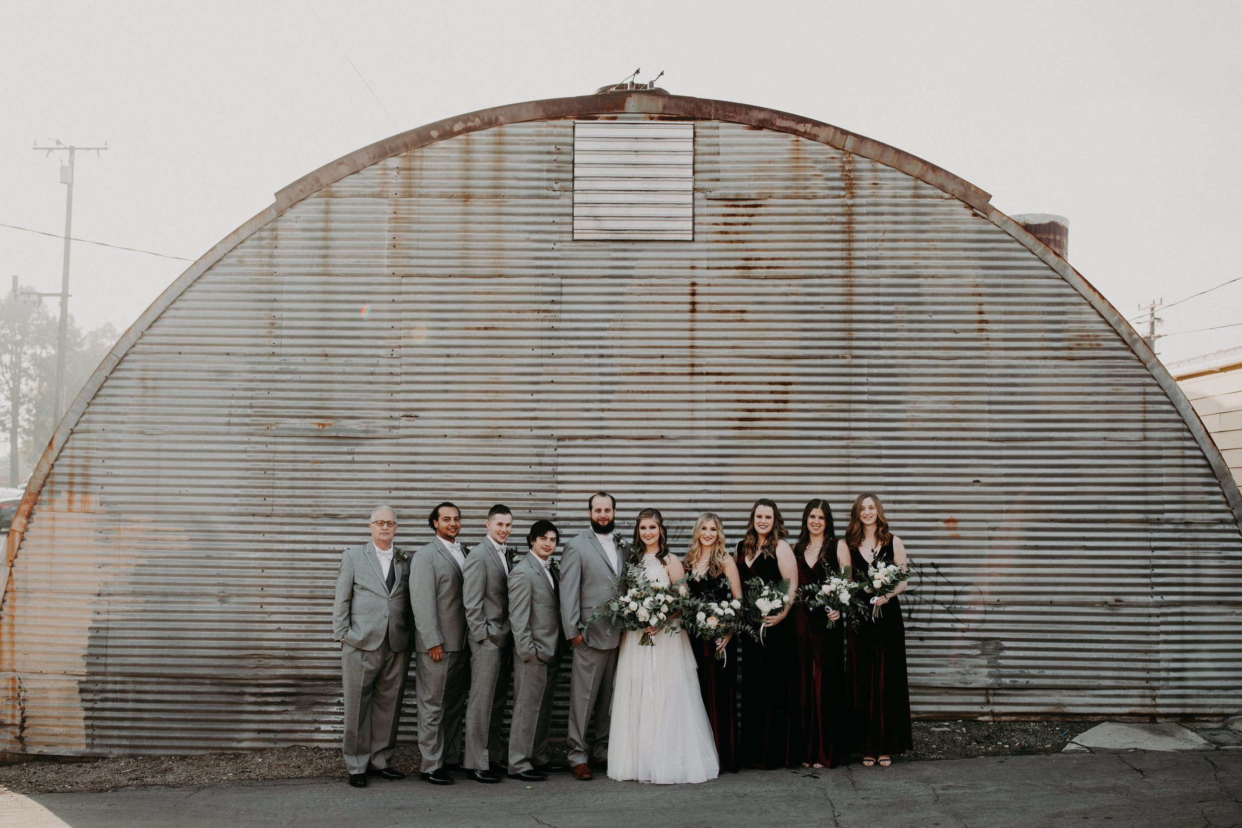 Smoky Hollow Studios Wedding Anne & Lewis Emily Magers Photography-213.jpg
