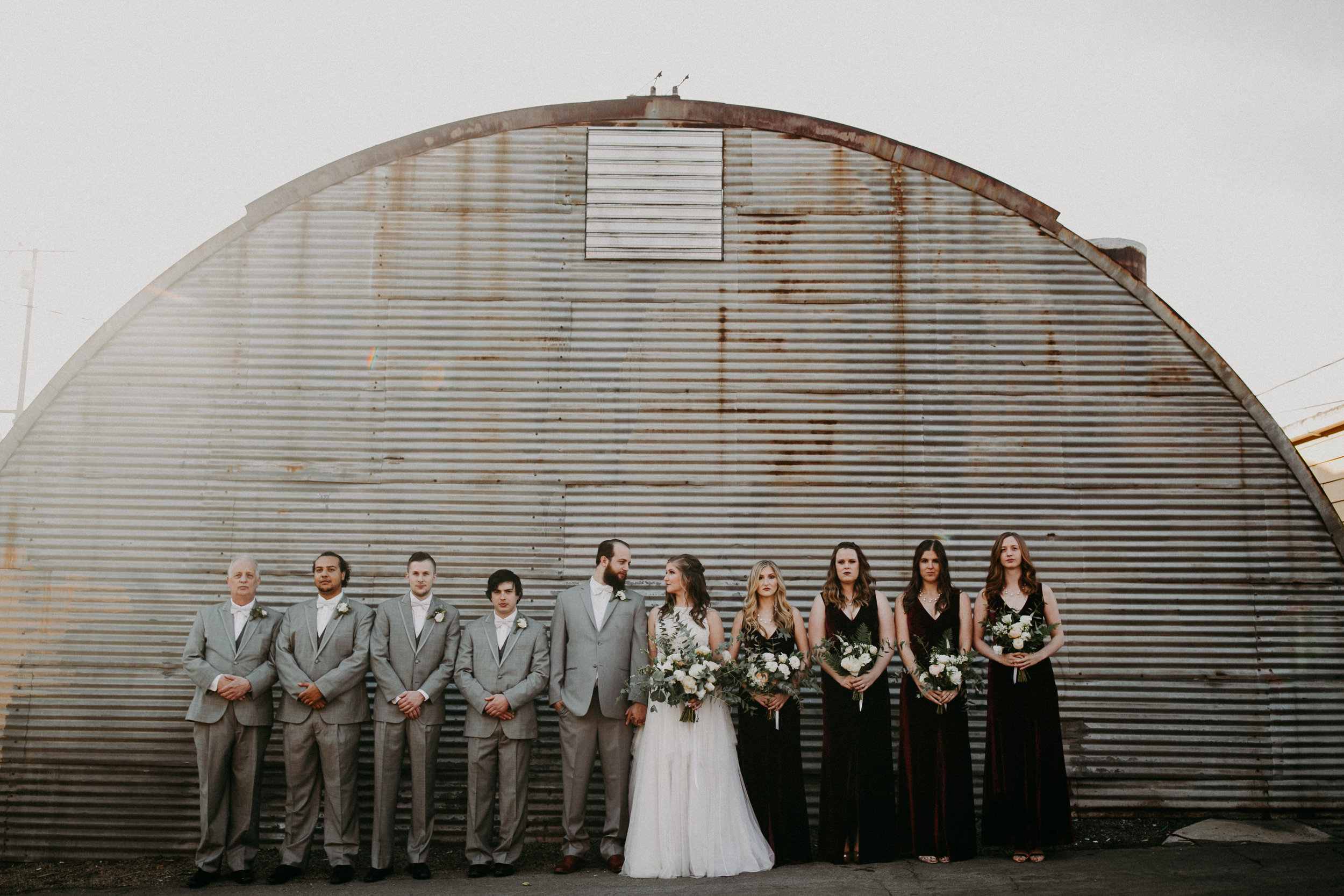 Smoky Hollow Studios Wedding Anne & Lewis Emily Magers Photography-222.jpg