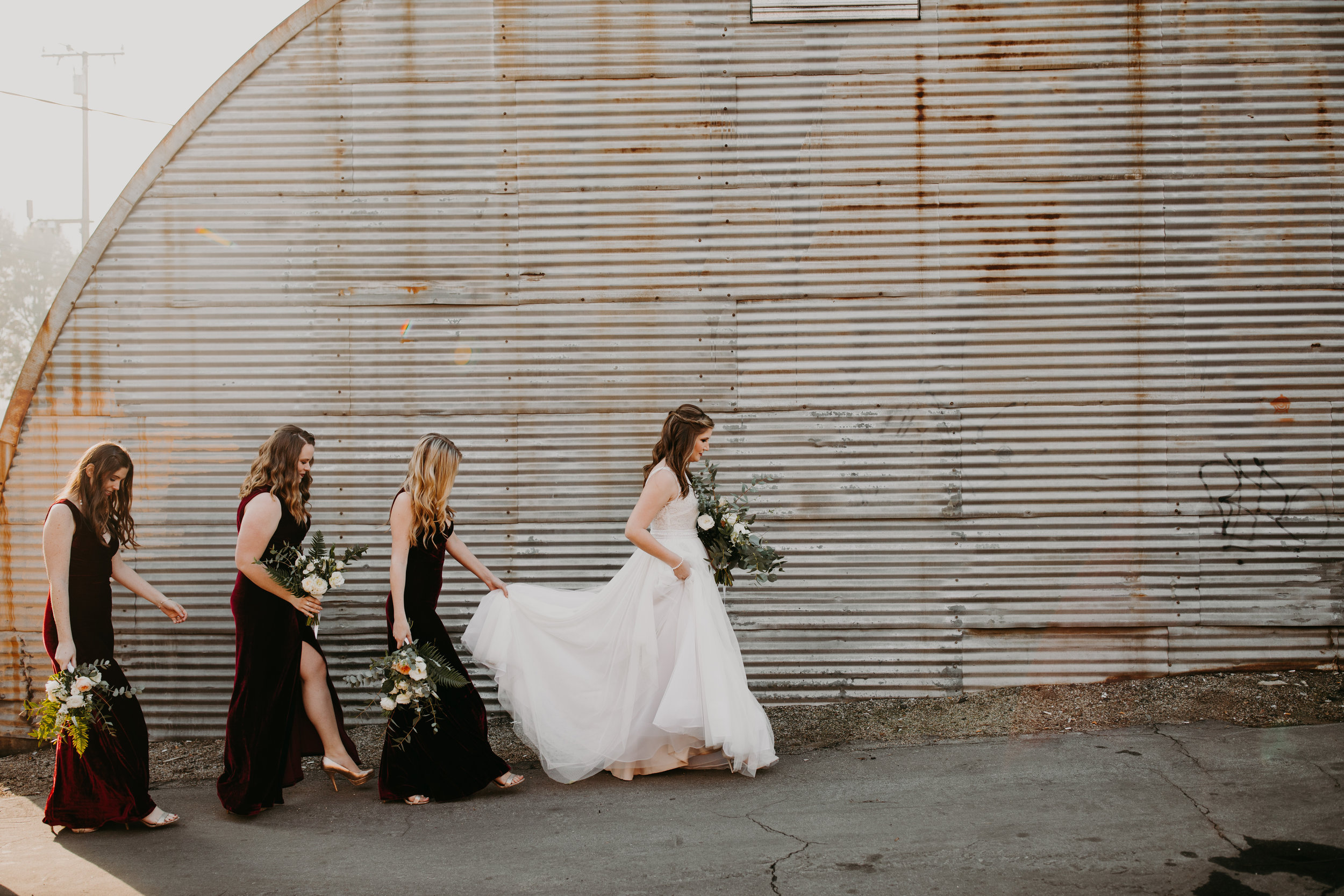 Smoky Hollow Studios Wedding Anne & Lewis Emily Magers Photography-248.jpg