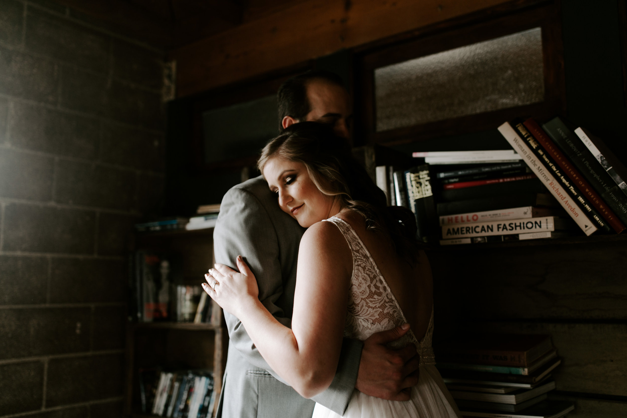 Smoky Hollow Studios Wedding Anne & Lewis Emily Magers Photography-406.jpg