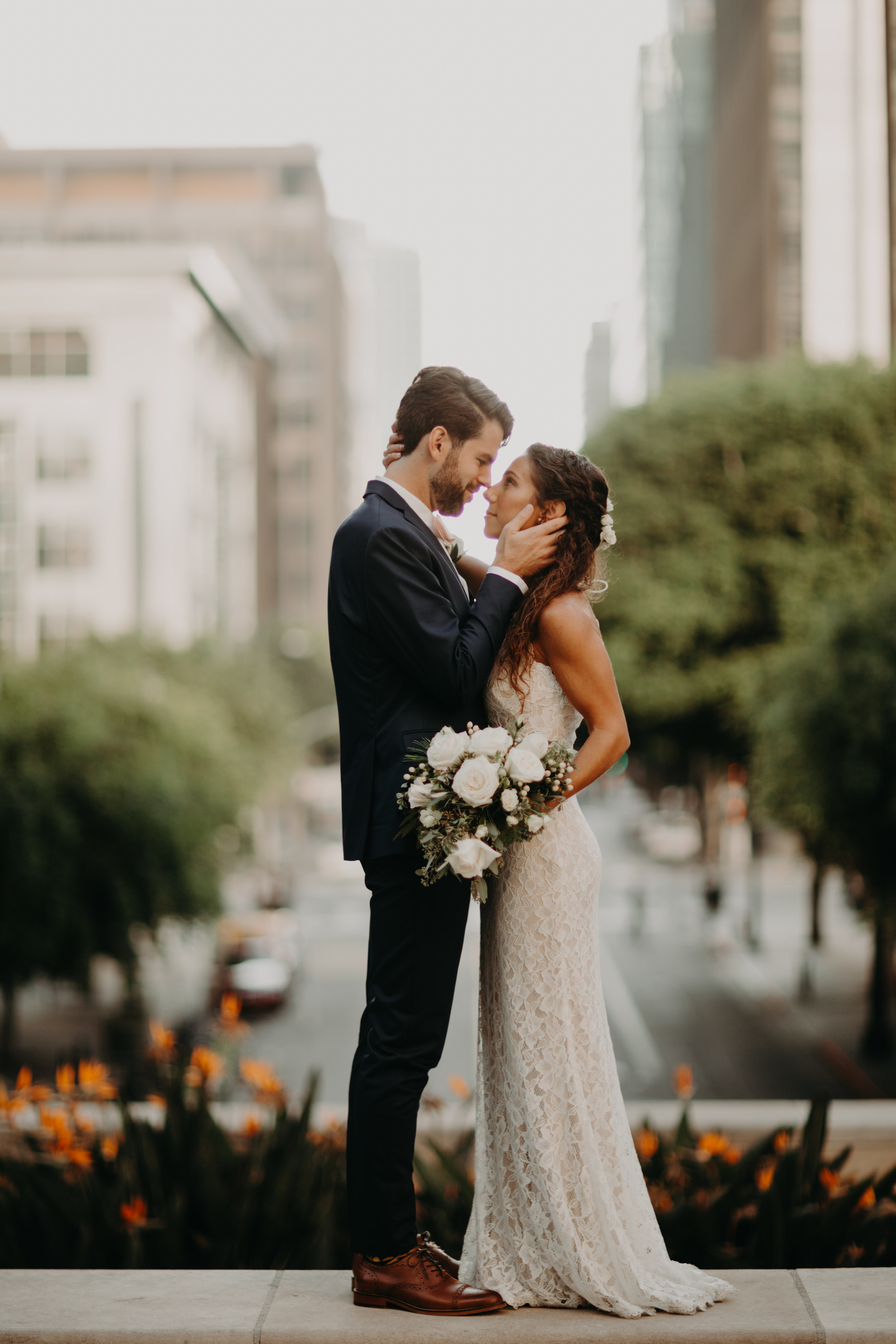 Los Angeles Library Wedding Jonathan & Amelia  Emily Magers Photography-256.jpg