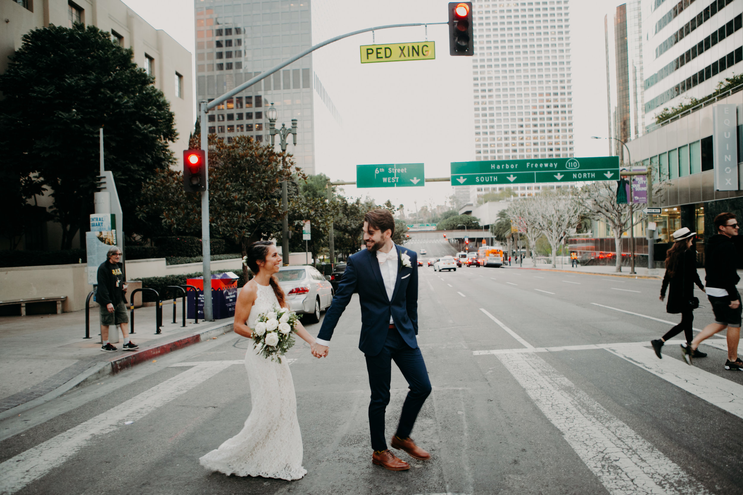 Los Angeles Library Wedding Jonathan & Amelia  Emily Magers Photography-277.jpg
