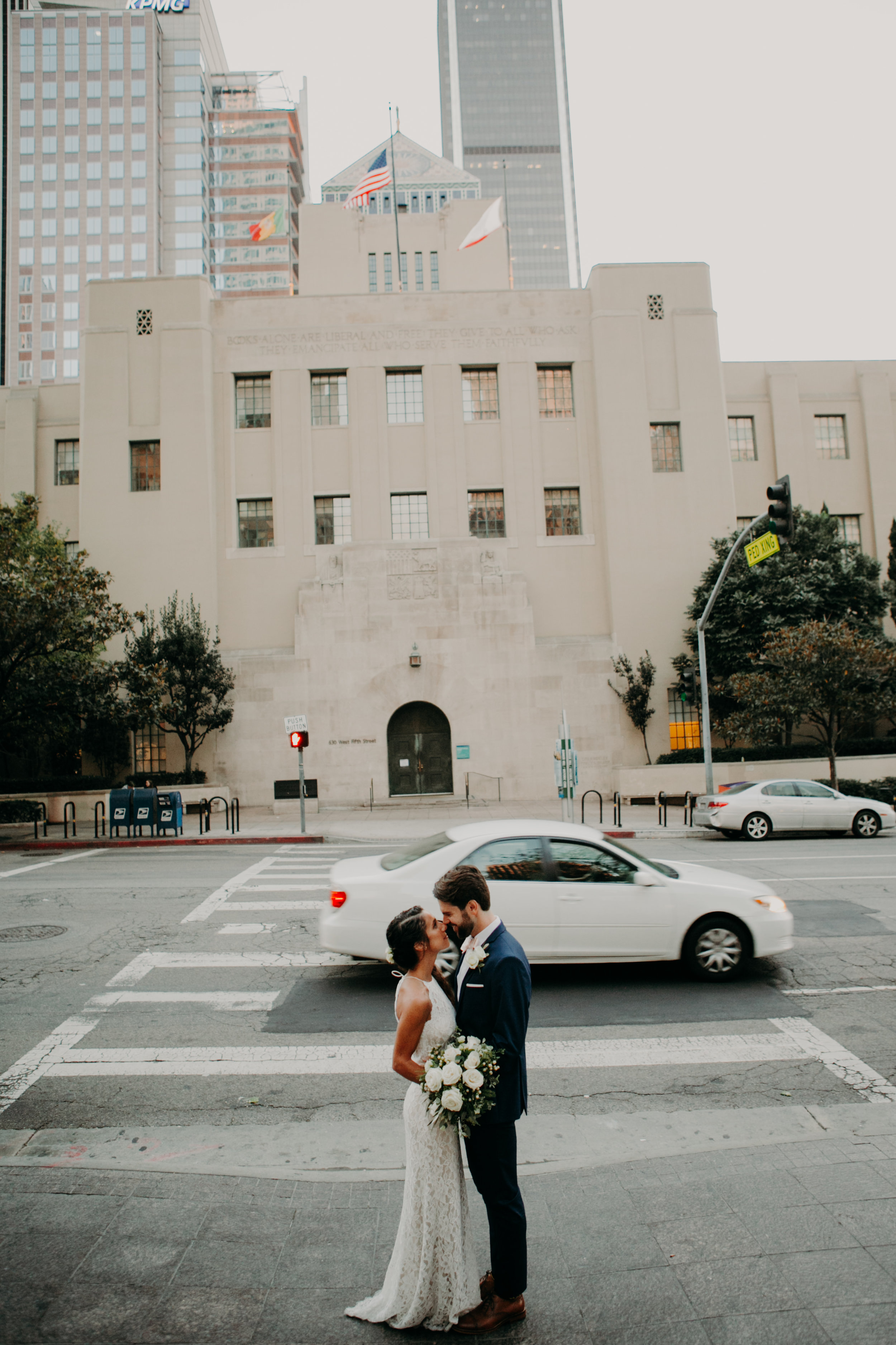 Los Angeles Library Wedding Jonathan & Amelia  Emily Magers Photography-288.jpg