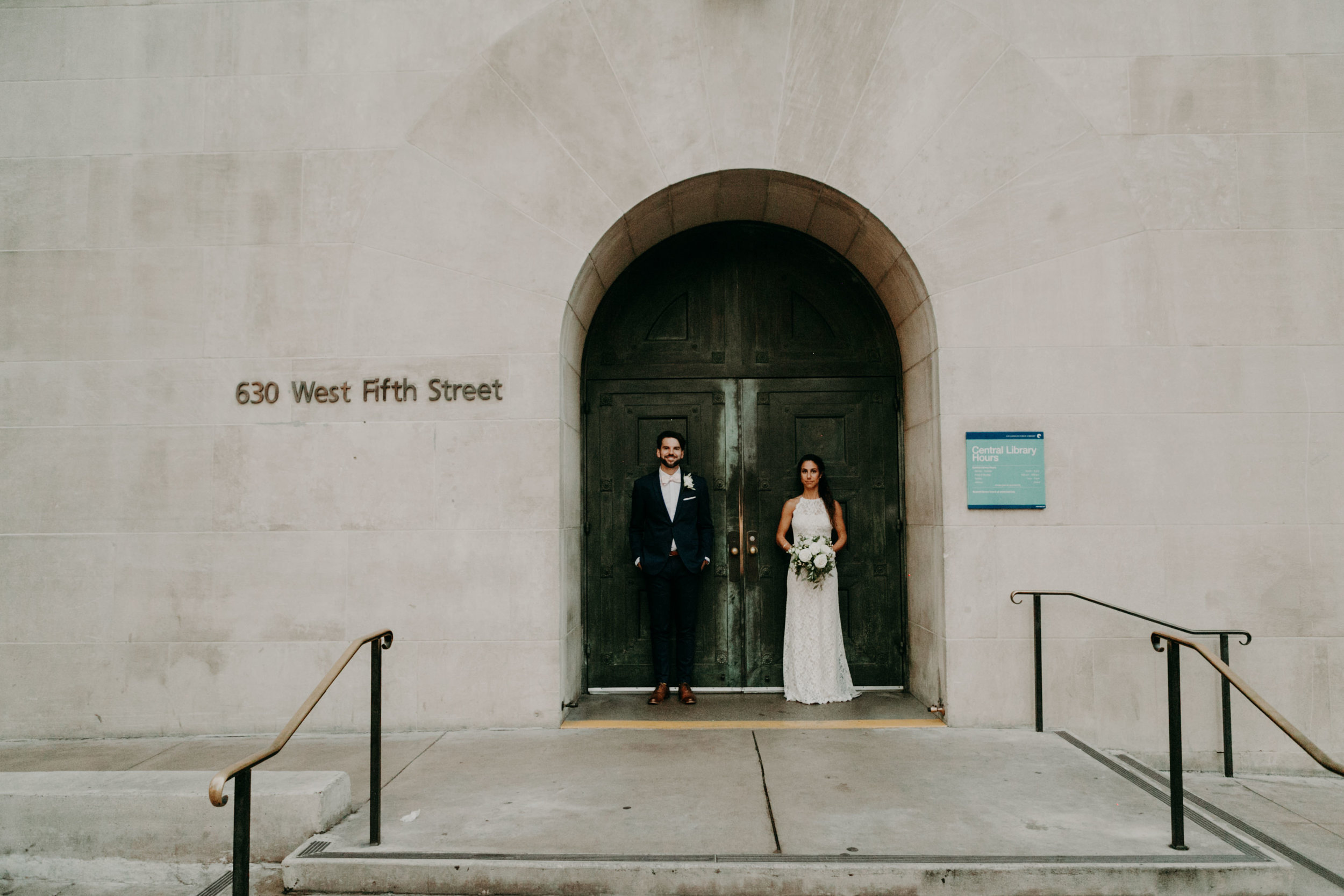 Los Angeles Library Wedding Jonathan & Amelia  Emily Magers Photography-340.jpg
