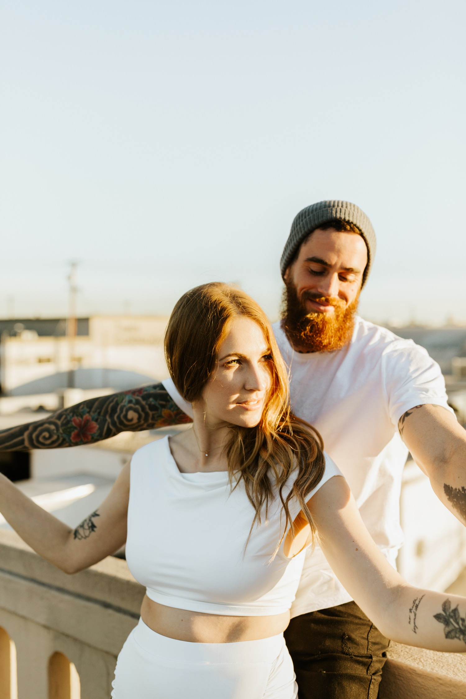 12_Downtown Arts District Los Angeles Engagement Session Megan & Ronnie | Emily Magers Photography-52.jpg