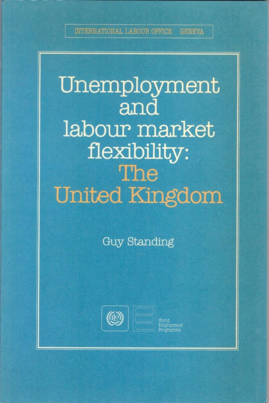 Unemployment & labour market flexibility - UK