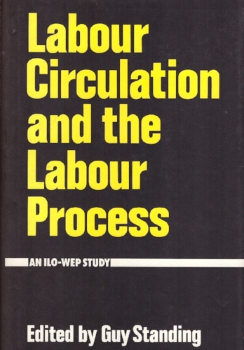 Labour Circulation and the Labour Process , edited (London: Croom Helm, 1984).   Details