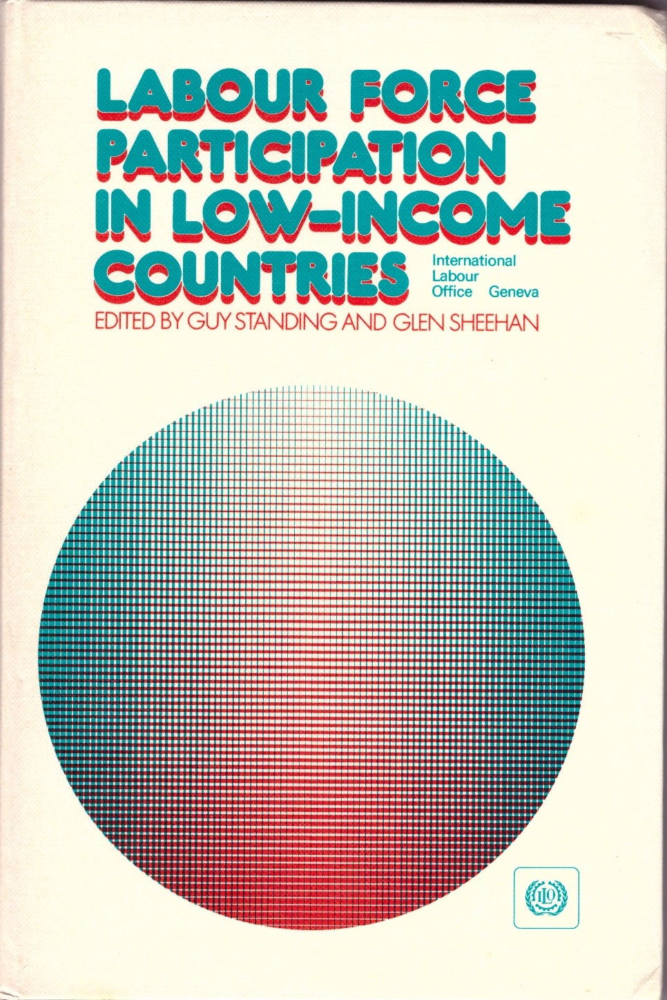 Labour Force Participation in Low-Income Countries , edited with G. Sheehan (Geneva: ILO, 1978; reprinted 1979, 1981).   Detail