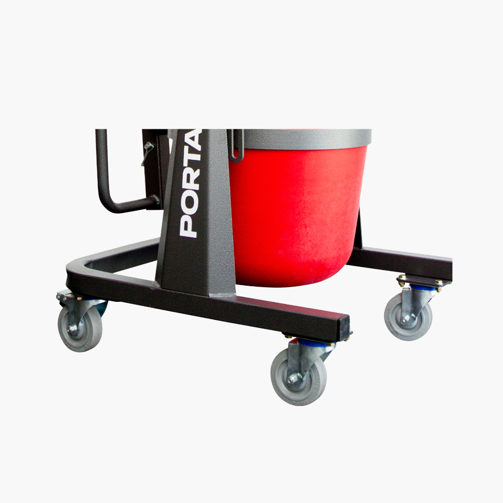 PH400 HIPPO F SERIES WHEEL KIT   Specially designed wheel covers as standard ensure that the castors and bearings remain free of screed splatter.