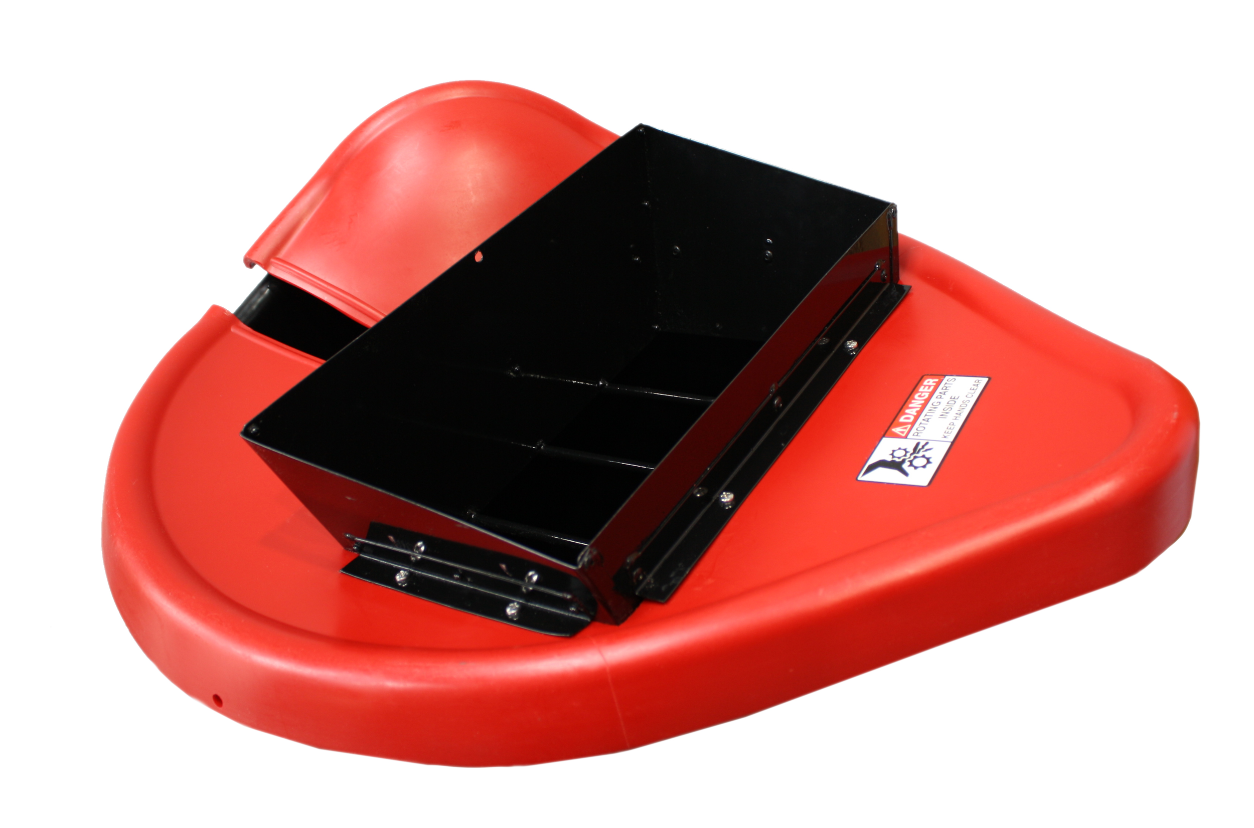 PH723 Chute Lid   Allows dry material to be added without opening the lid. Improve dust control and personal safety.