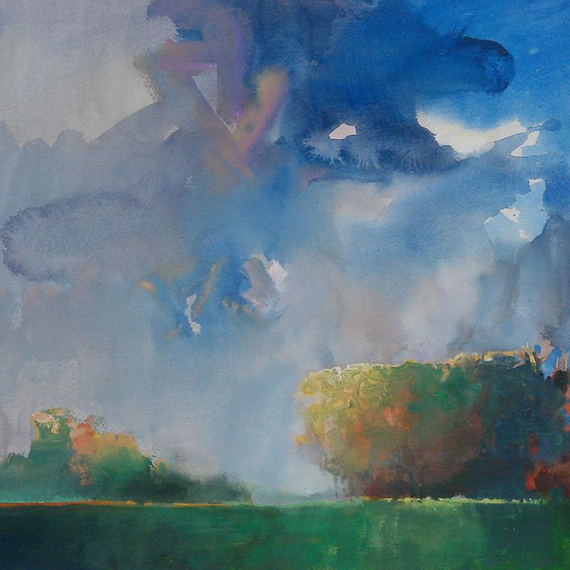 tipton-Sauvie Island Landscape watermedia on paper 18x18  $600 .jpg