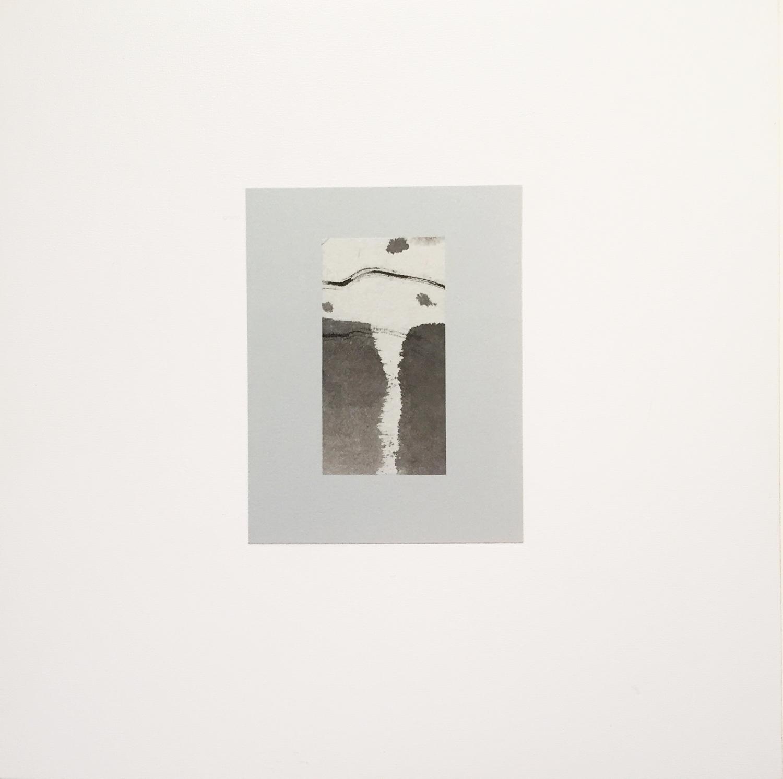 Marilee Krause,  Inklings 8,    12x12 in., mixed media