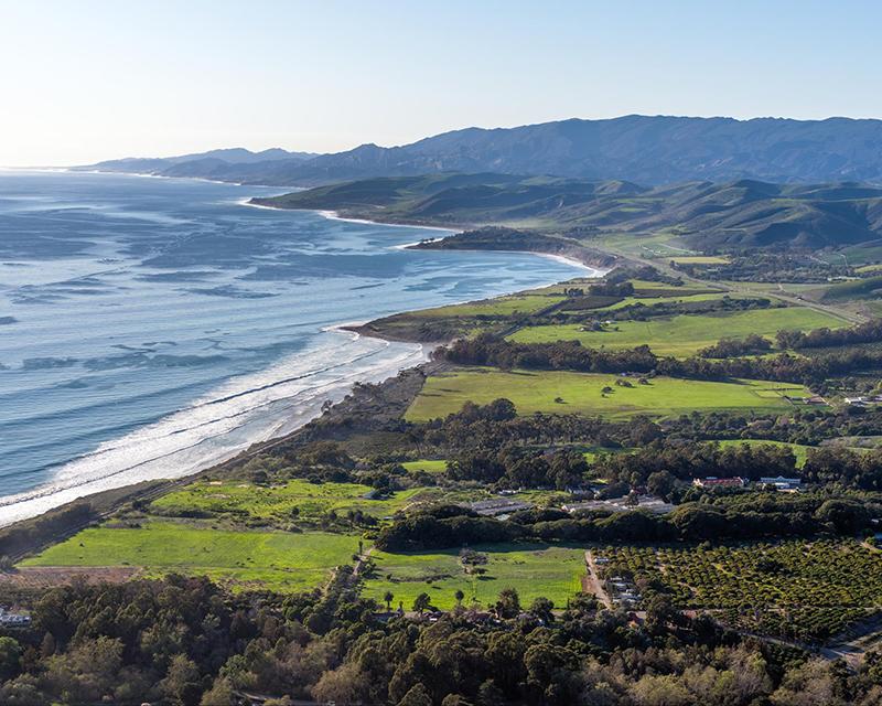 Gaviota Coast, Dos Pueblos, Big Surf