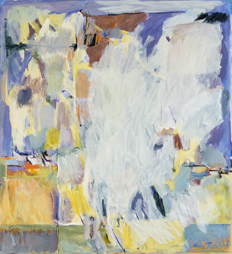 Meg Torbert, Samothrace, painting
