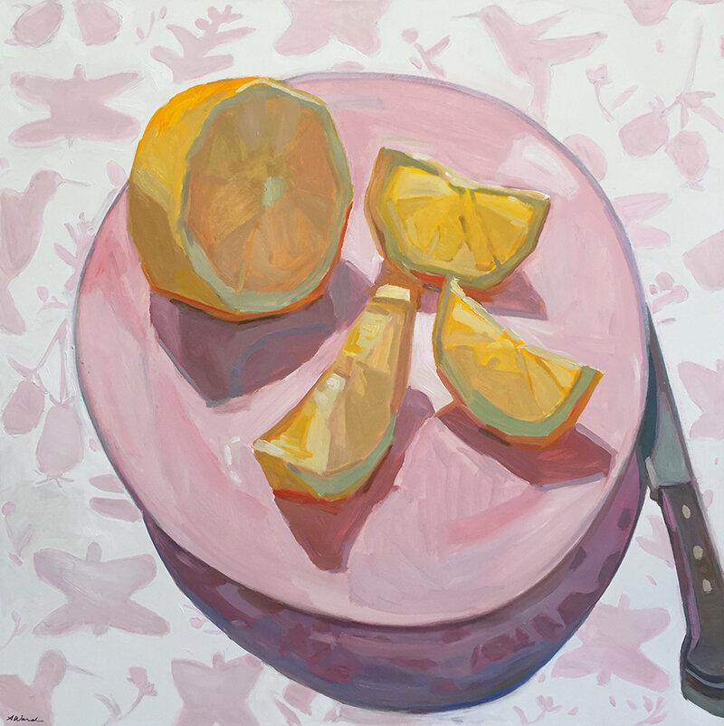 Sunlight on Lemons