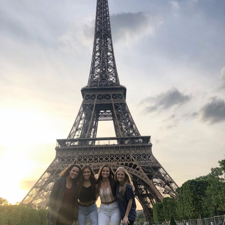 Studying Abroad in Paris -
