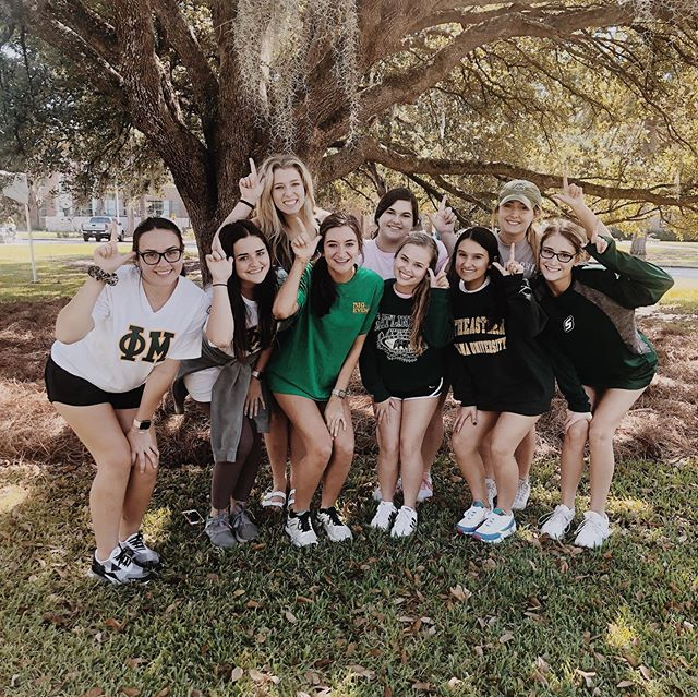 🦁LION UP🦁 if you're excited for HOMECOMING WEEK  #KeepinItRealWithRoomie #SLUHomecoming2019 #LionUpTuesday
