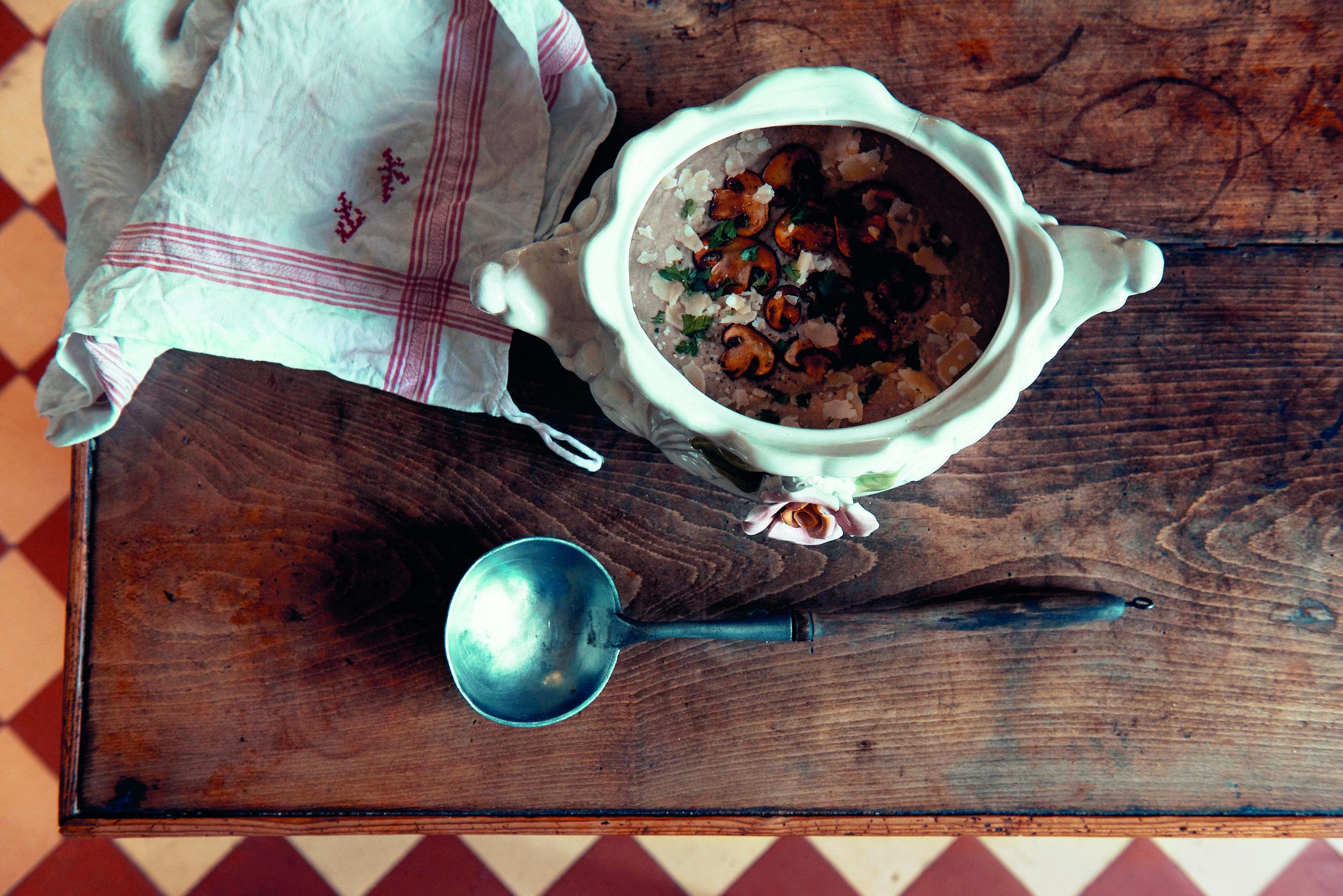 ©Christophe Roué & Miss Maggie's Kitchen