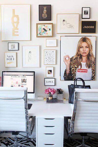 Jen Ramos of Made By Girl via Glamour