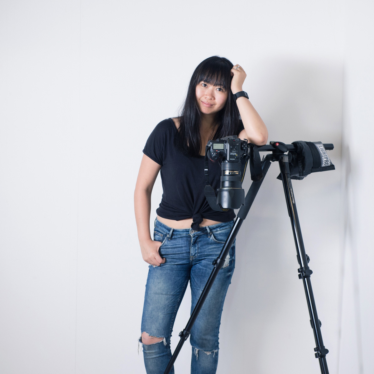 Connie Chan, Founder of What She Pictures