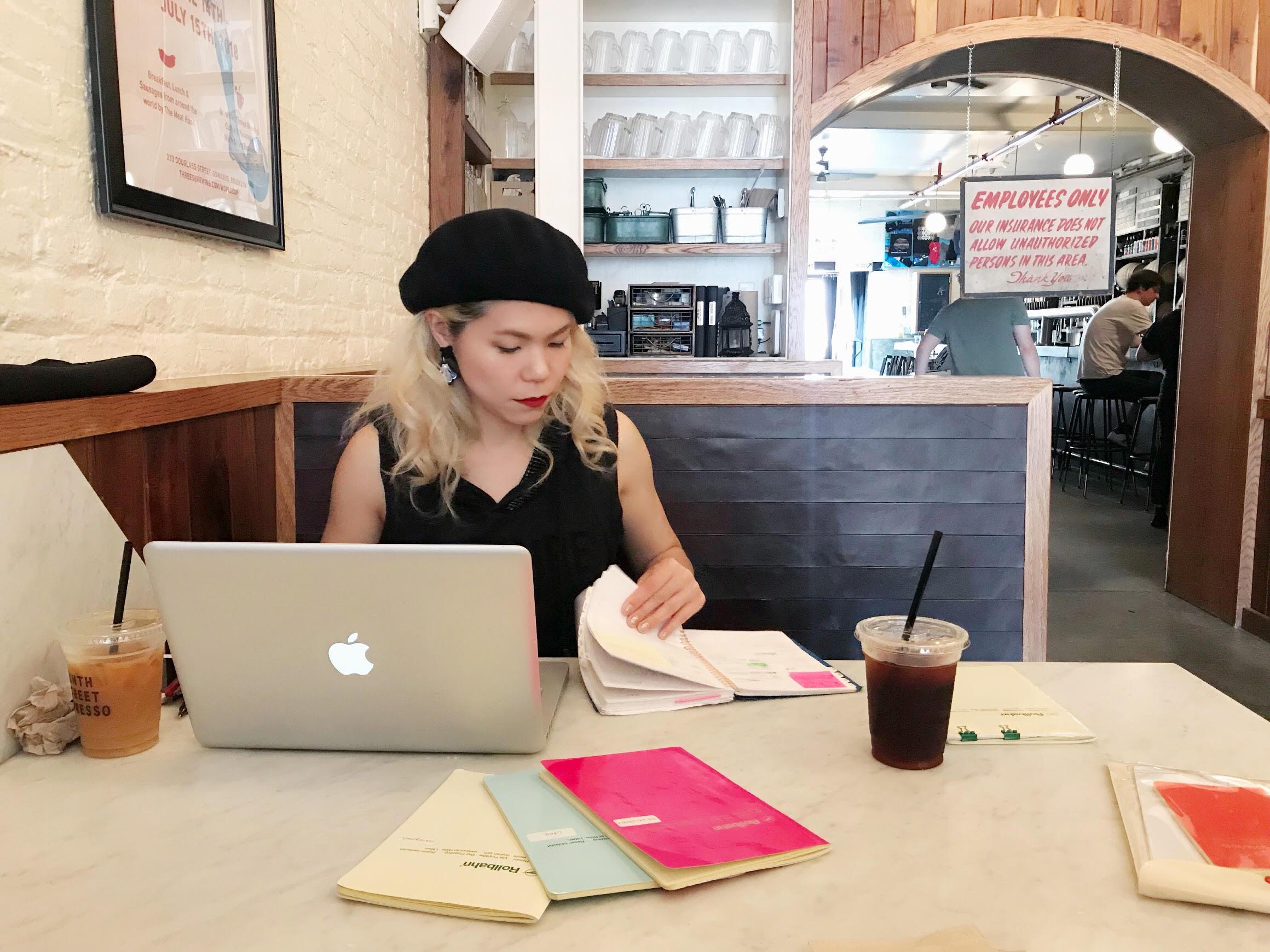 Yuko Nakao, Visual Designer