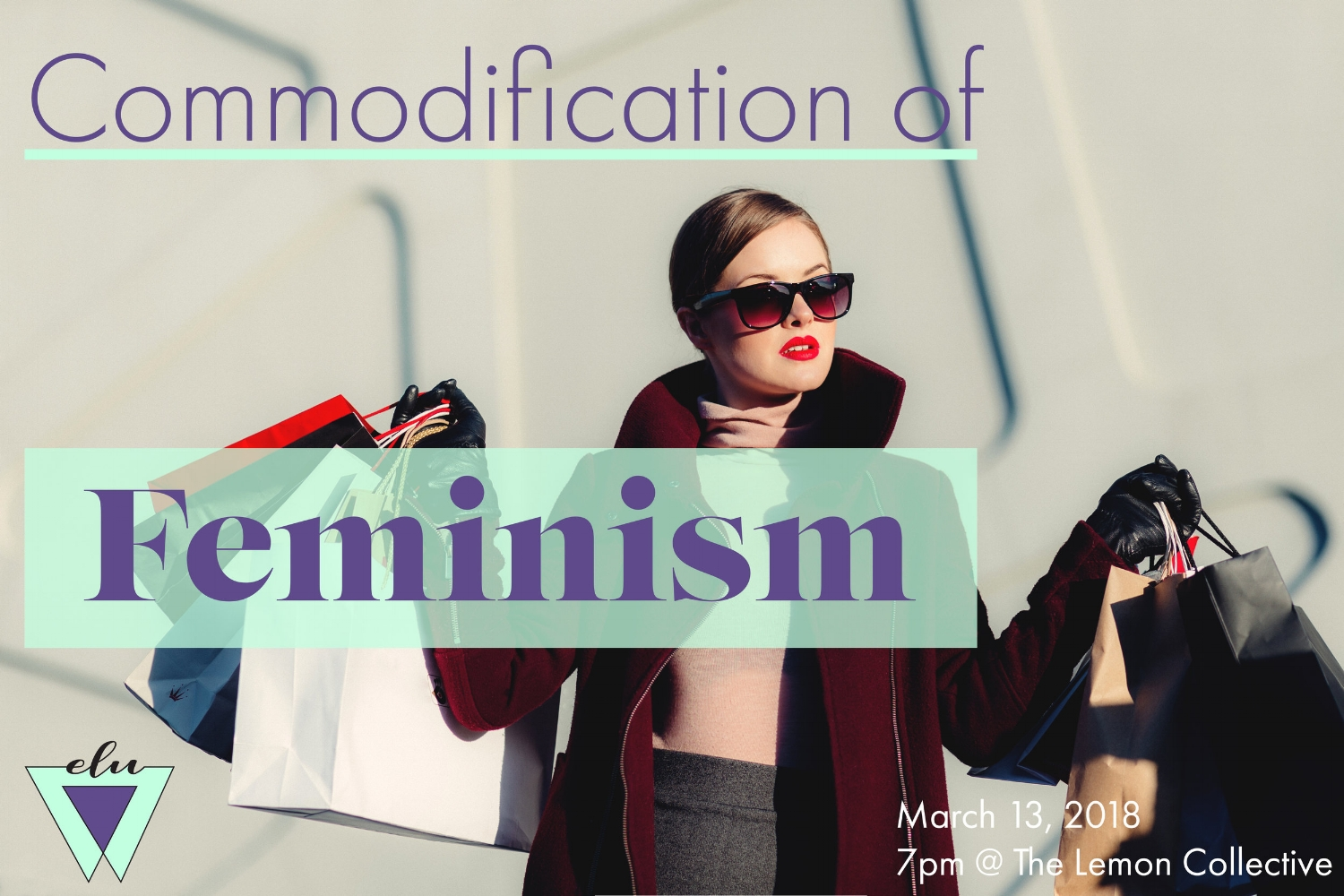 Commodification of feminism ELU
