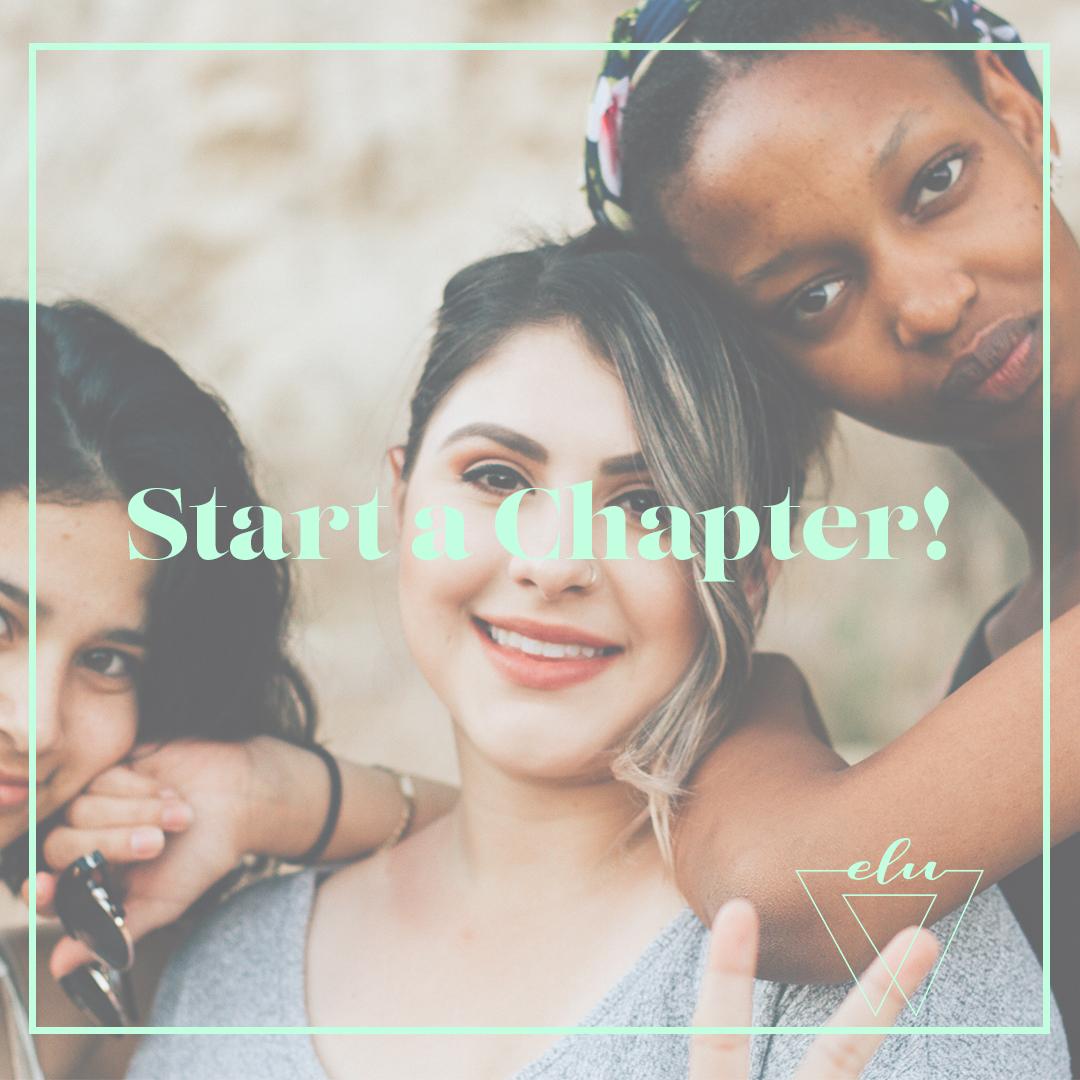 Start an ELU chapter