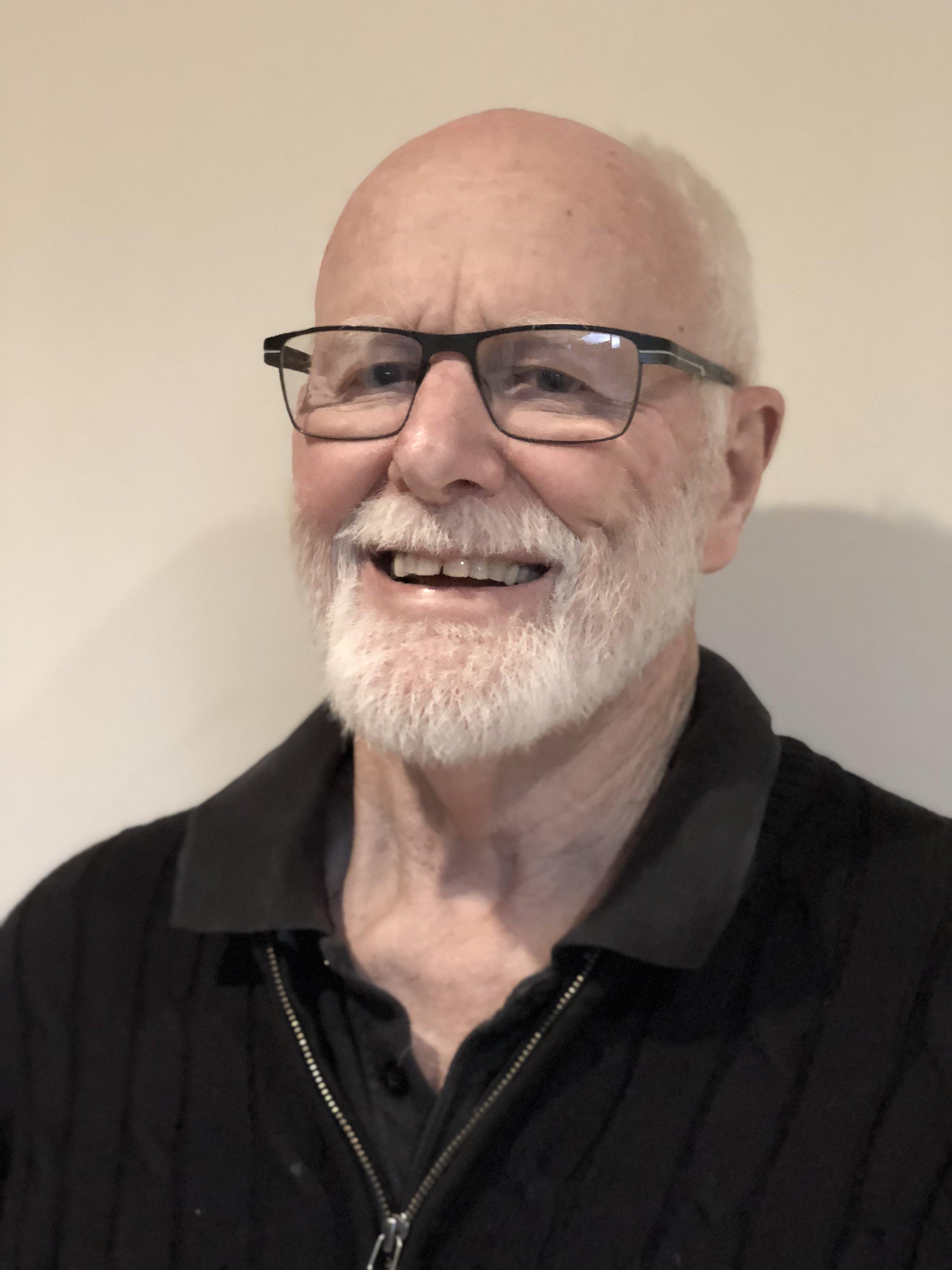 David James - Communications Officer