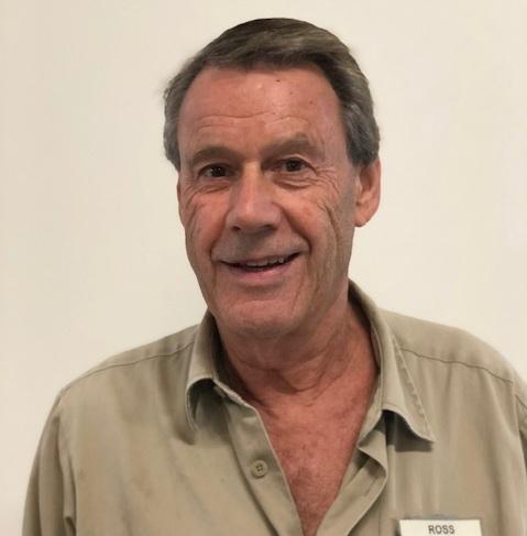 Ross Wareing - Social Activities Officer