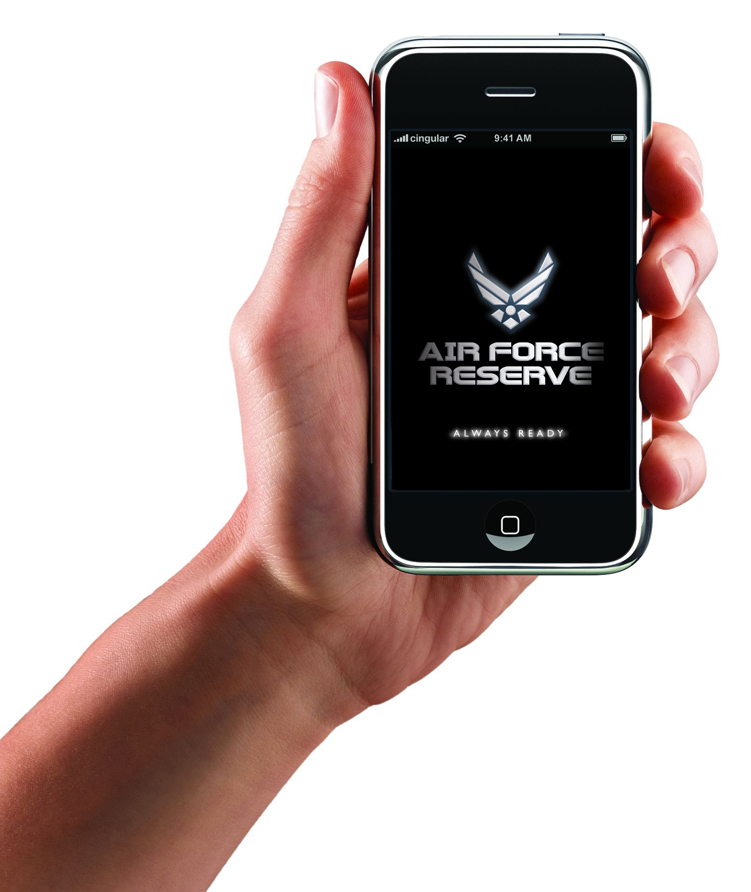 Air Force Reserve Mobile App