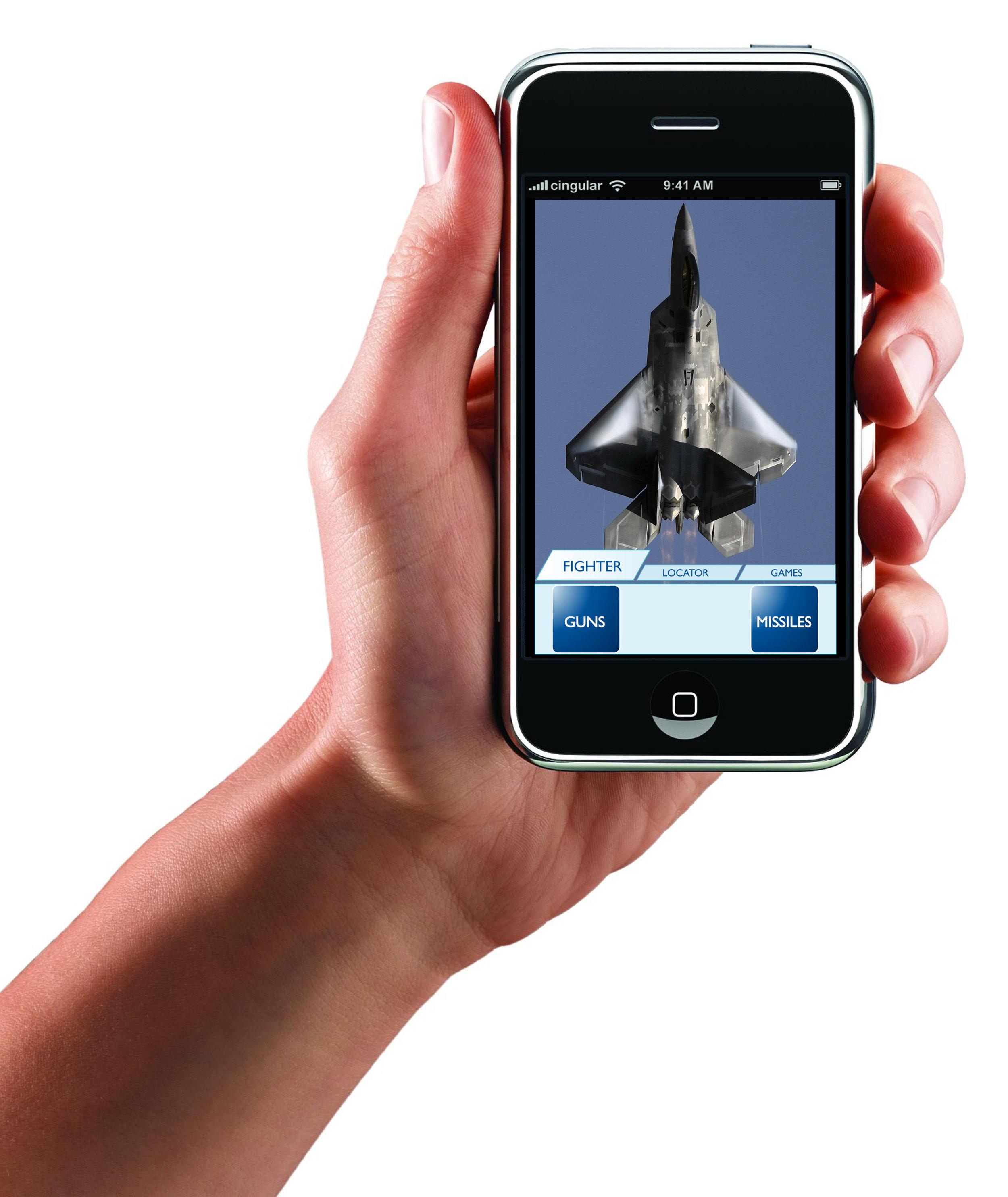 Air Force Reserve Mobile App Simulator