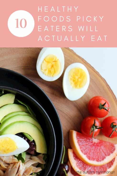 Healthy & Easy Foods Picky Eaters Will Actually Eat