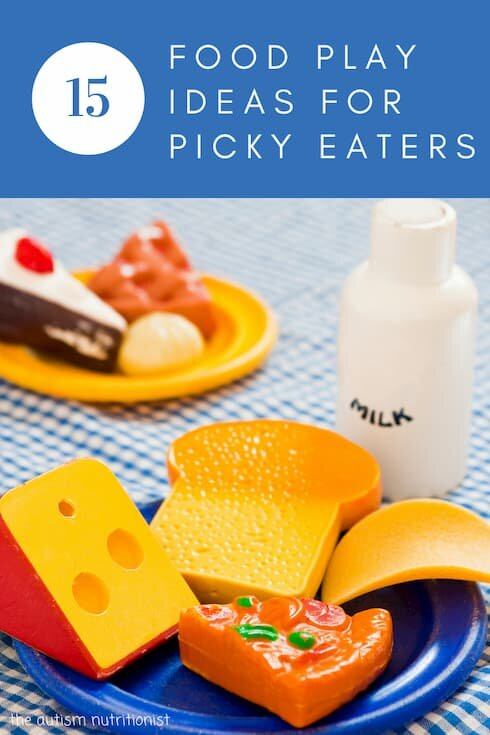 15 Fun Food Play Ideas for Picky Eaters