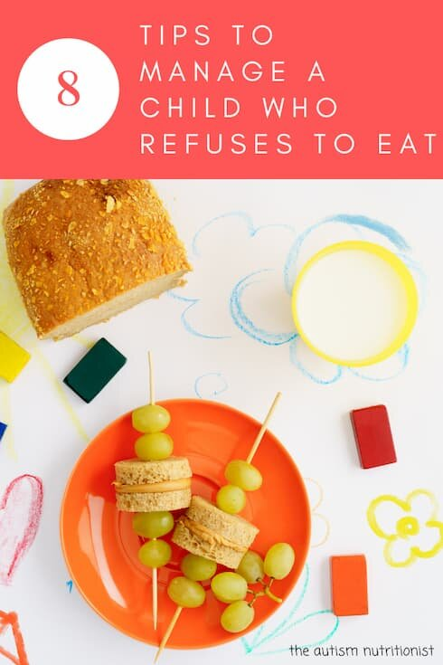 What to Do When a Child Refuses to Eat – 8 Simple Solutions